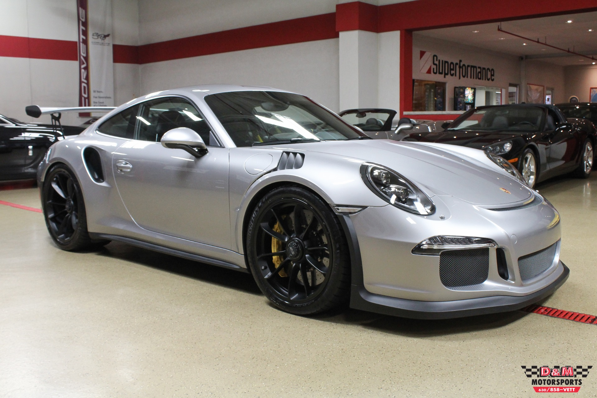 Used 2016 Porsche 911 GT3 RS | Glen Ellyn, IL