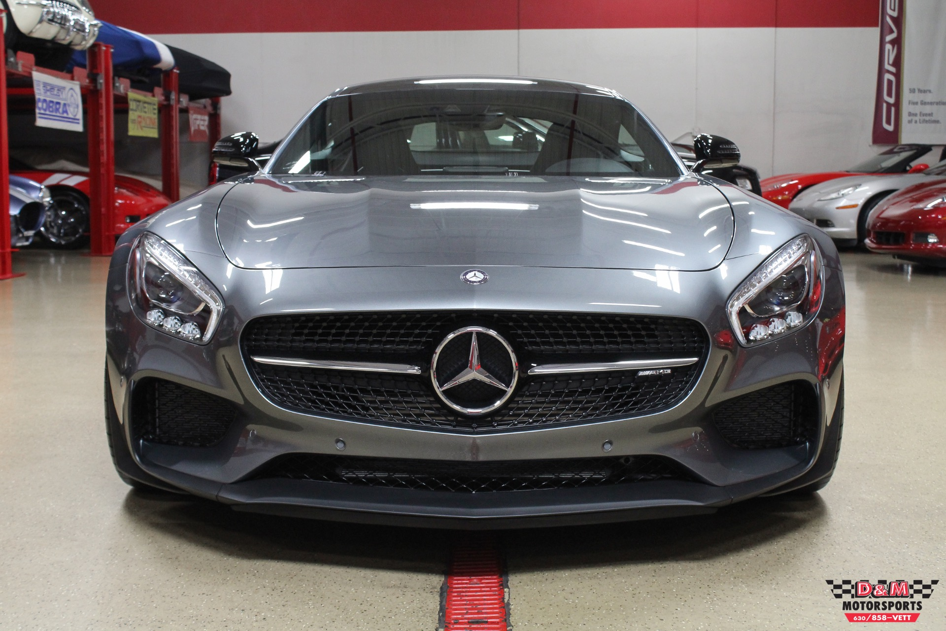 Used 2016 Mercedes-Benz AMG GT S Edition 1 | Glen Ellyn, IL