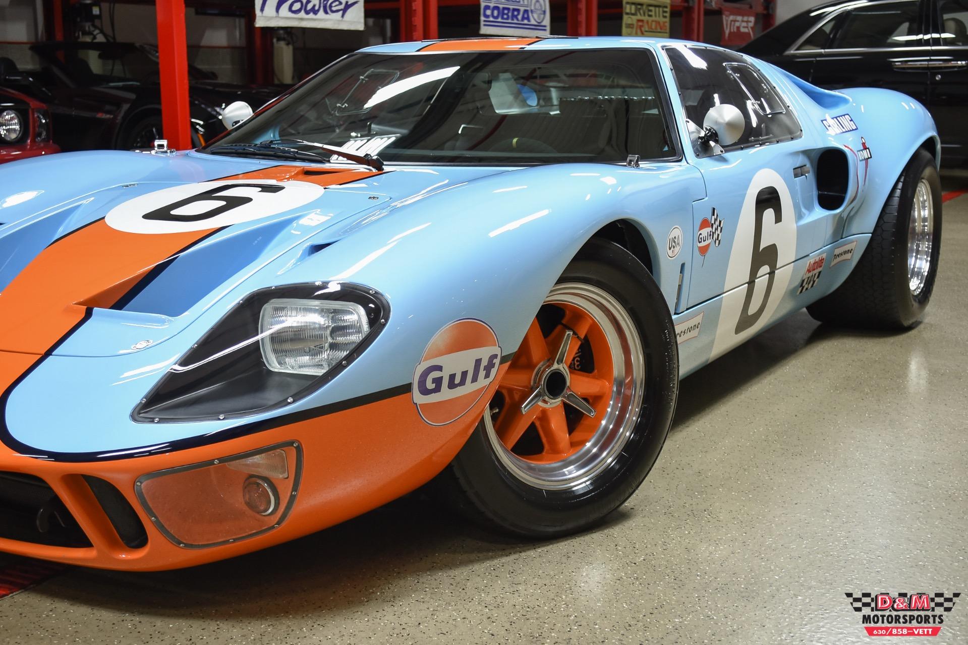 1969 Superformance GT40 Stock # M6755 for sale near Glen