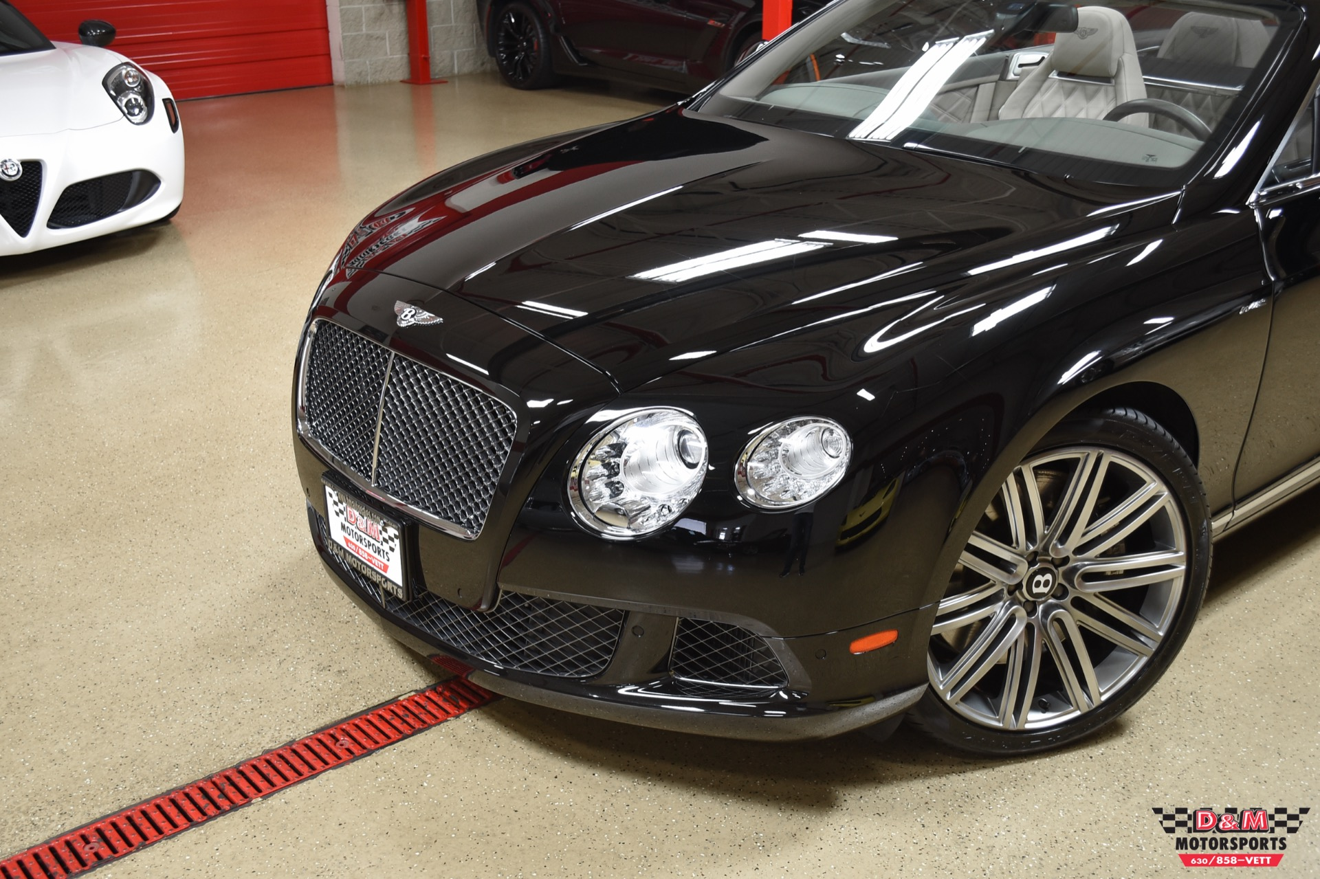 Used 2014 Bentley Continental GT Speed Convertible | Glen Ellyn, IL