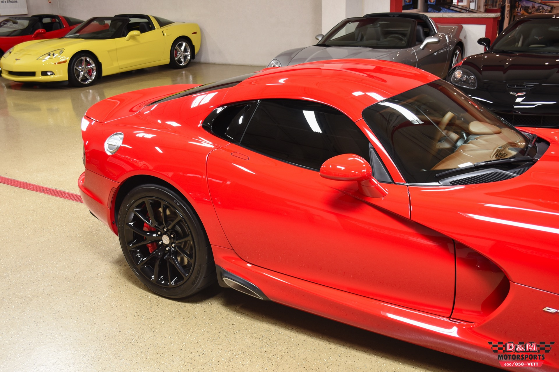 Used 2013 Dodge Viper GTS | Glen Ellyn, IL