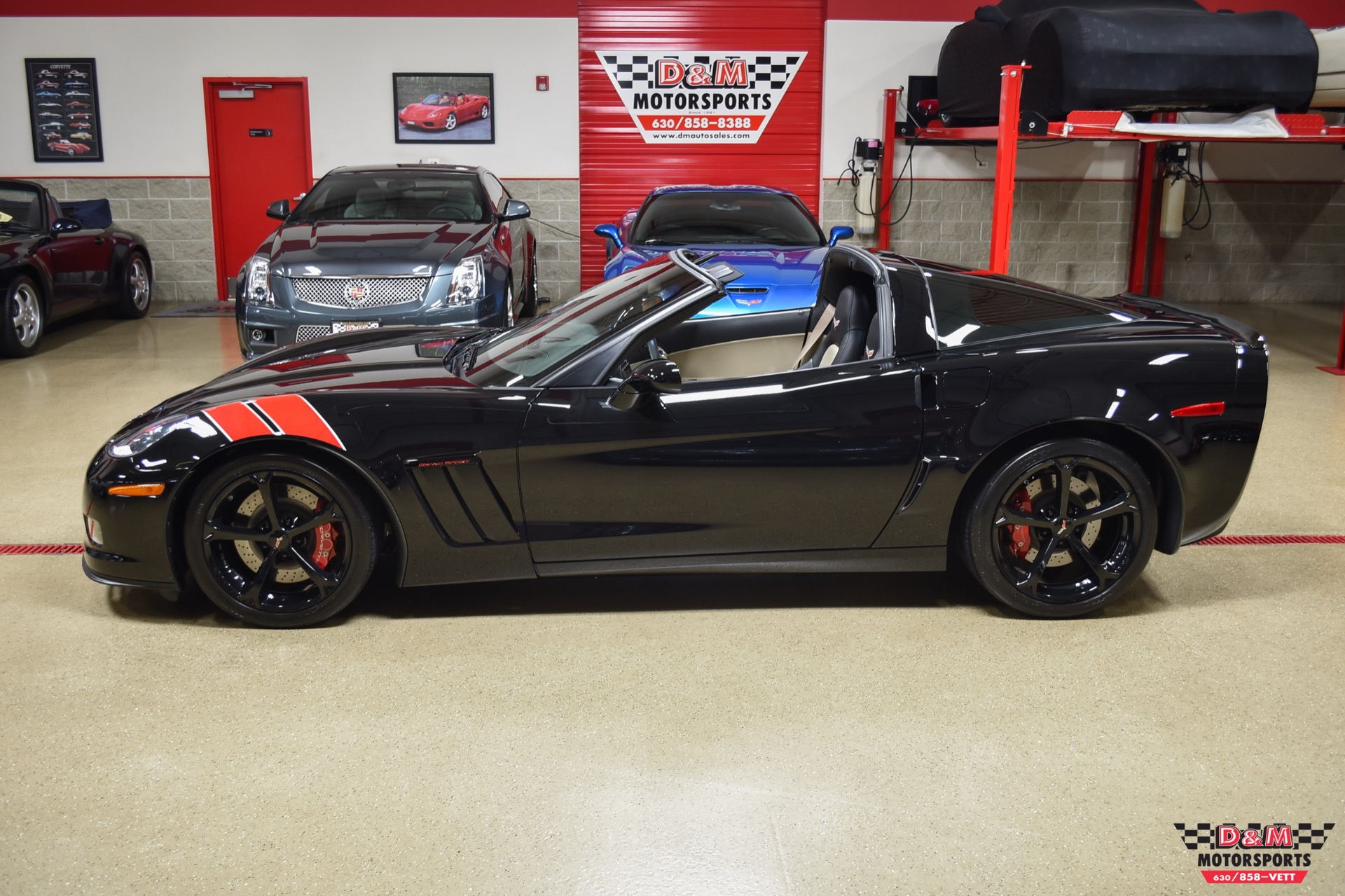 Used 2010 Chevrolet Corvette Grand Sport Coupe   Glen Ellyn, IL