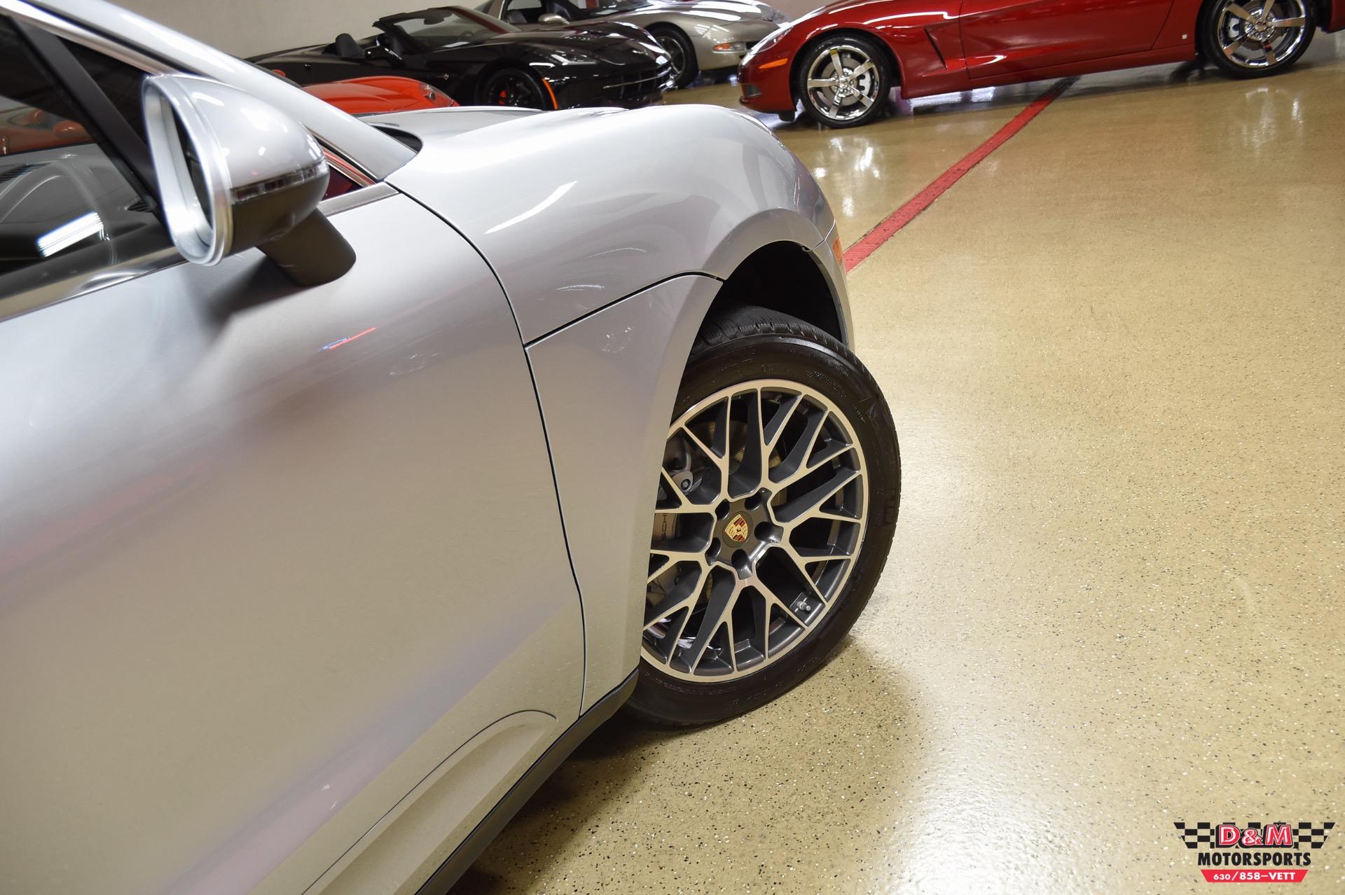 Used 2017 Porsche Macan S | Glen Ellyn, IL