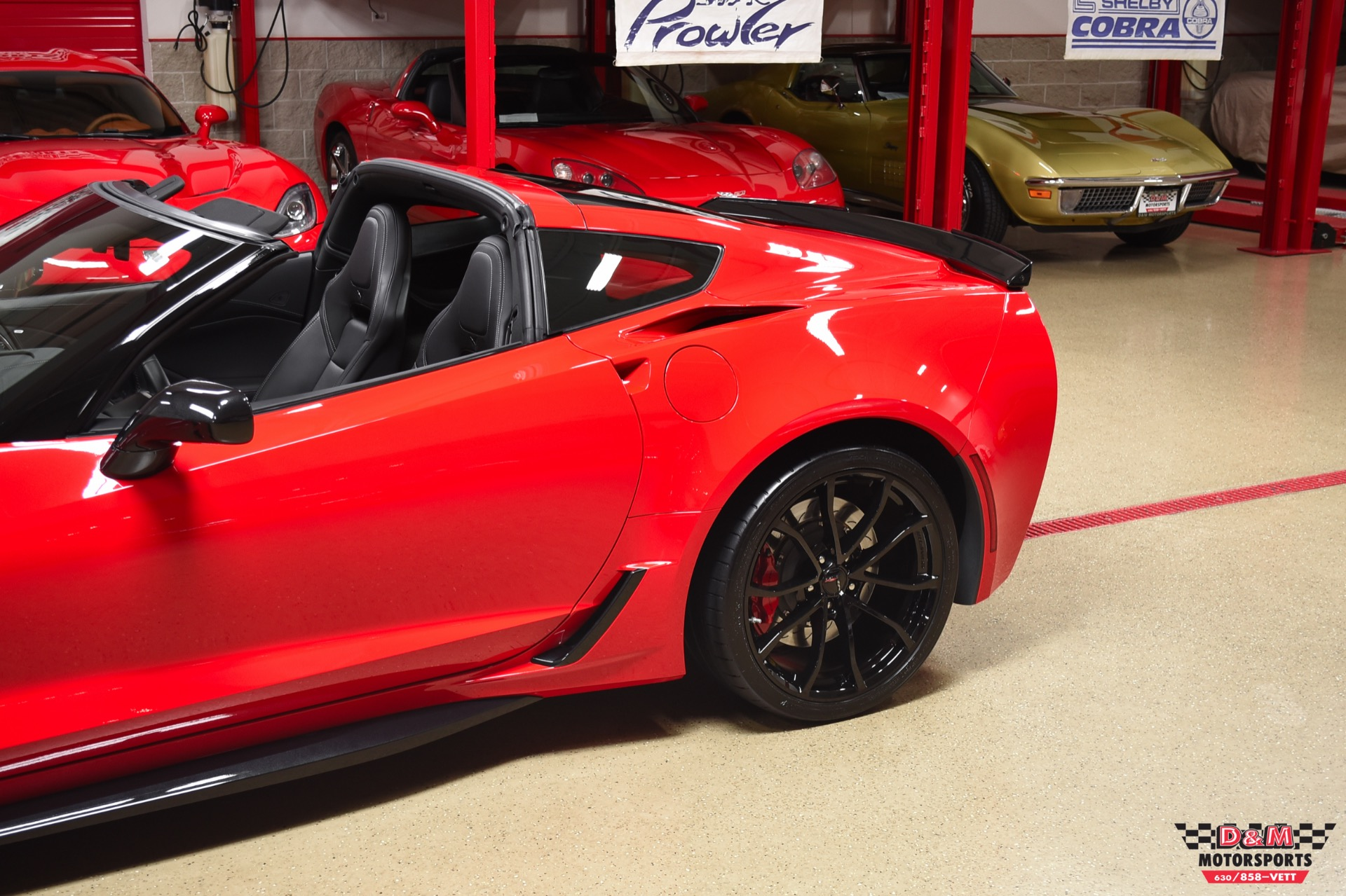 Used 2018 Chevrolet Corvette Grand Sport Coupe | Glen Ellyn, IL