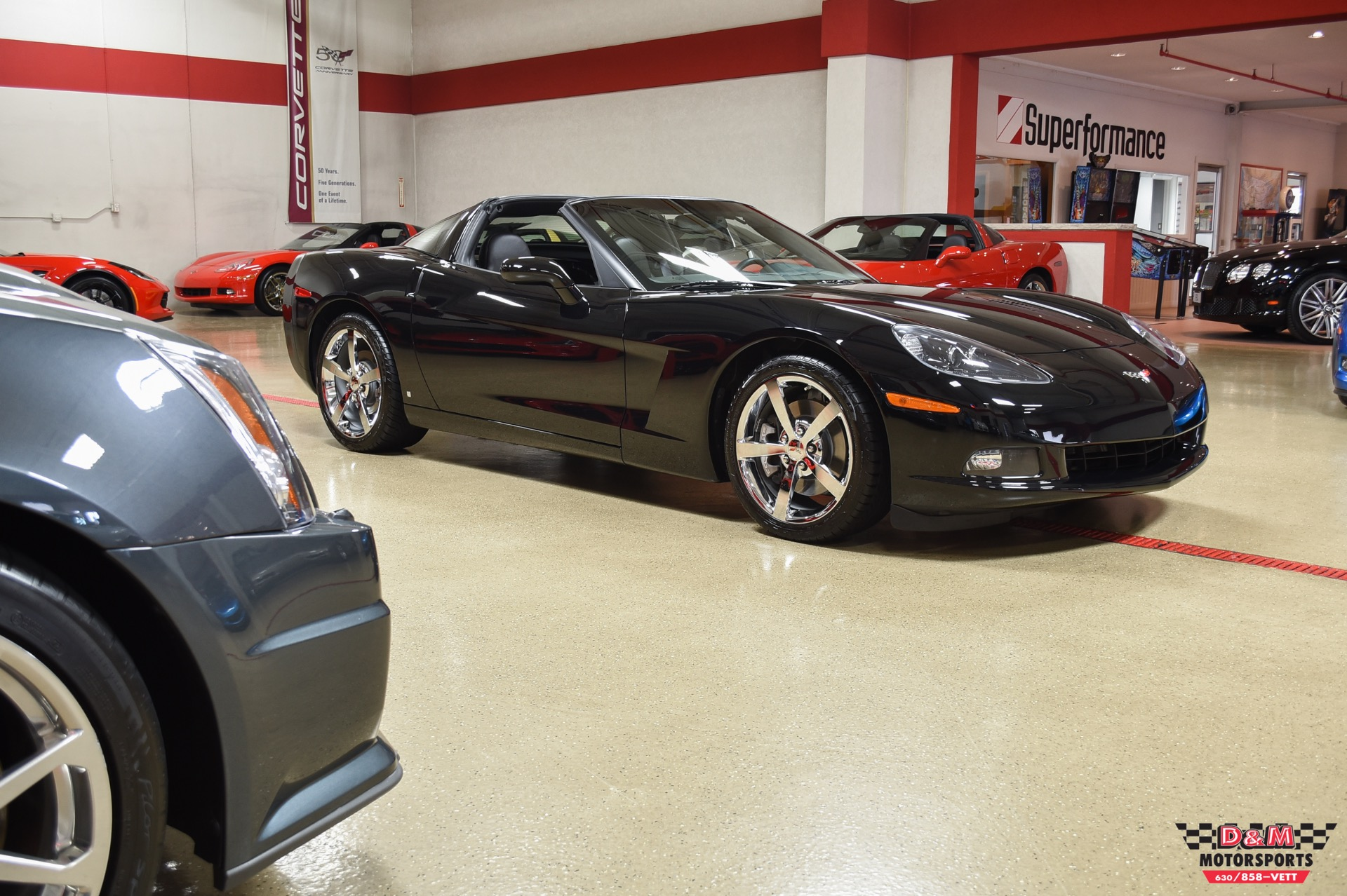 Used 2009 Chevrolet Corvette Coupe | Glen Ellyn, IL