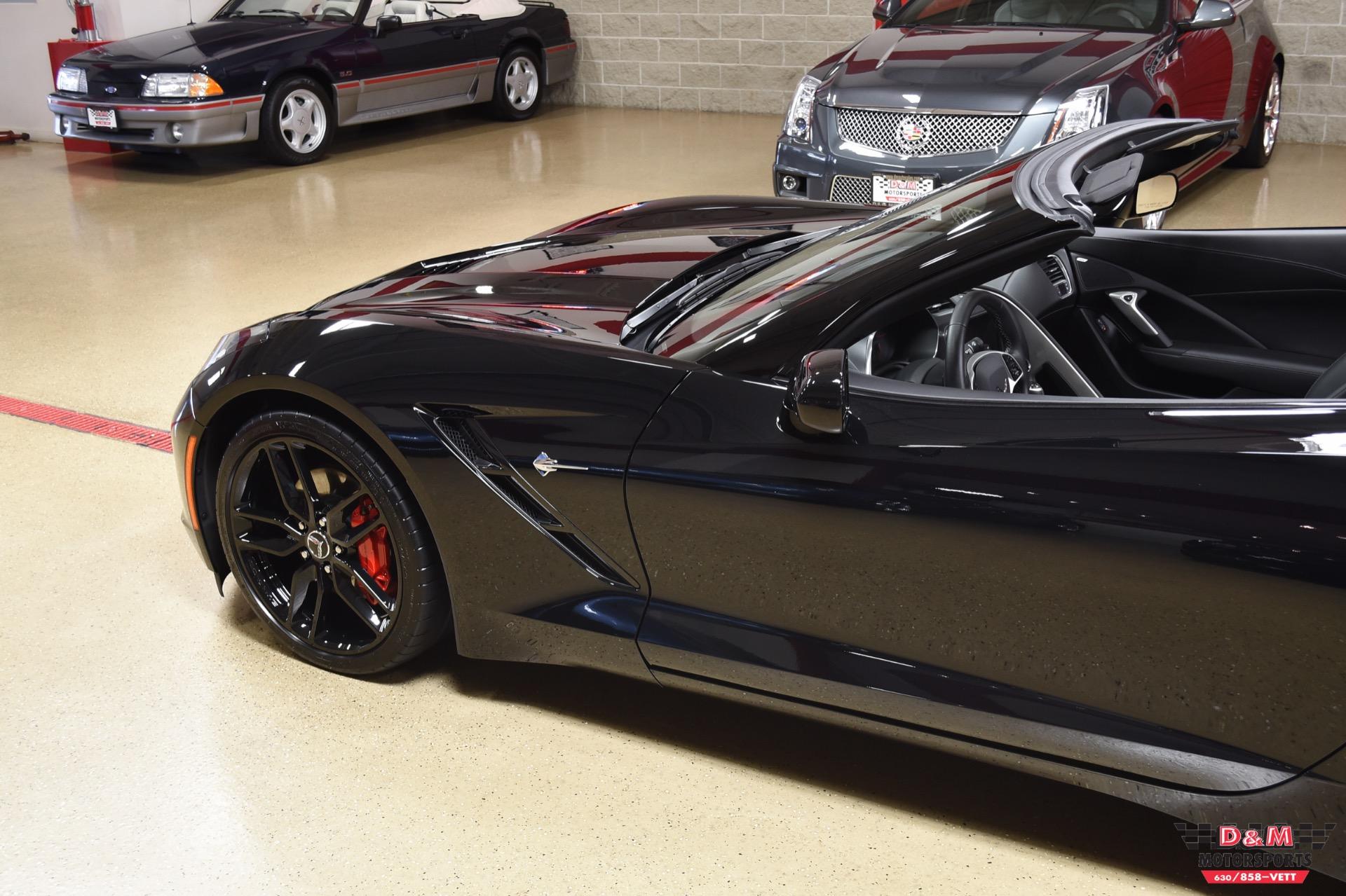 Used 2015 Chevrolet Corvette Stingray Convertible   Glen Ellyn, IL
