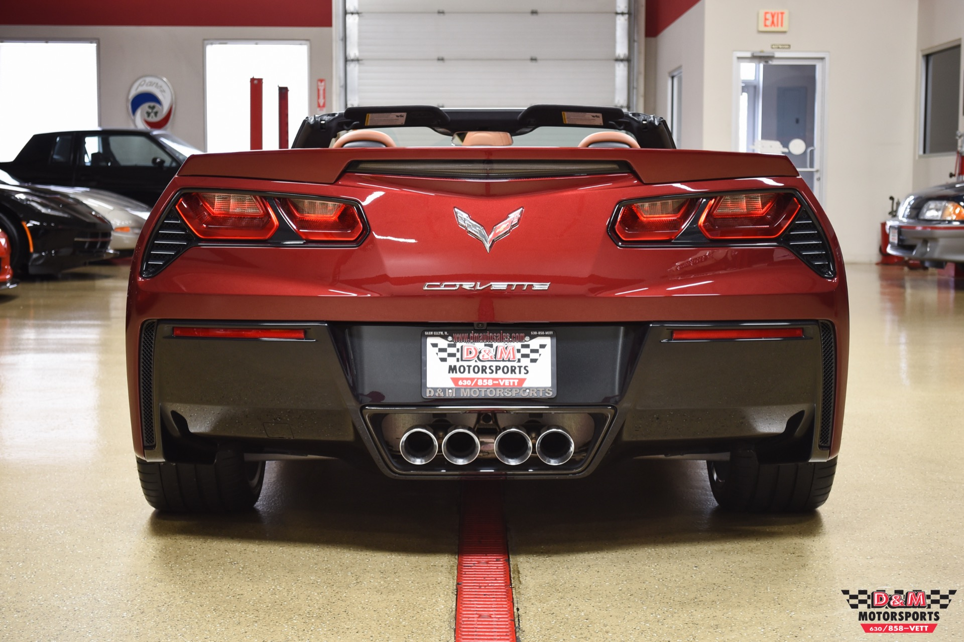 Used 2016 Chevrolet Corvette Stingray Convertible | Glen Ellyn, IL