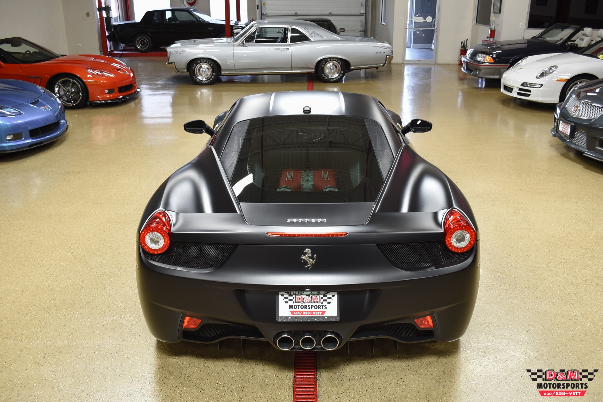 Used 2011 Ferrari 458 Italia Coupe | Glen Ellyn, IL