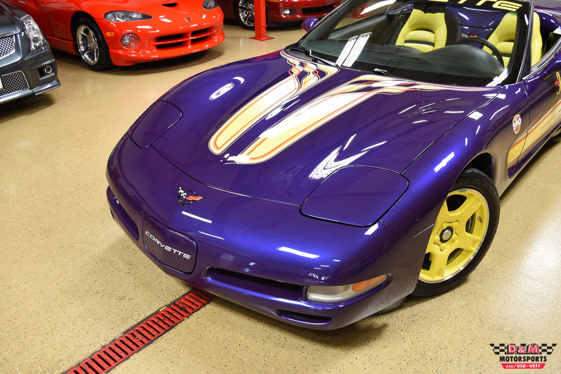 Used 1998 Chevrolet Corvette Convertible Pace Car | Glen Ellyn, IL