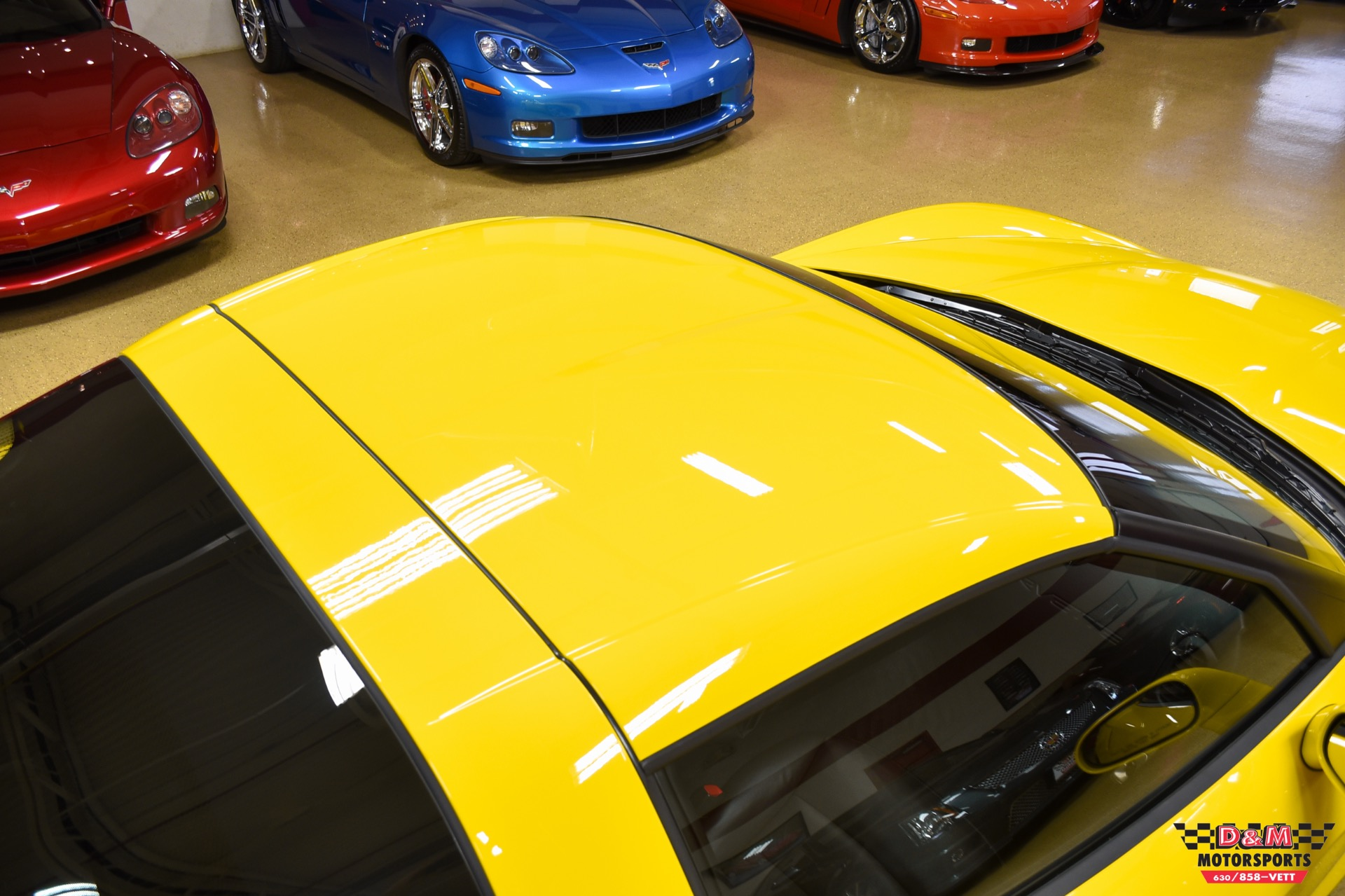 Used 2008 Chevrolet Corvette Coupe | Glen Ellyn, IL
