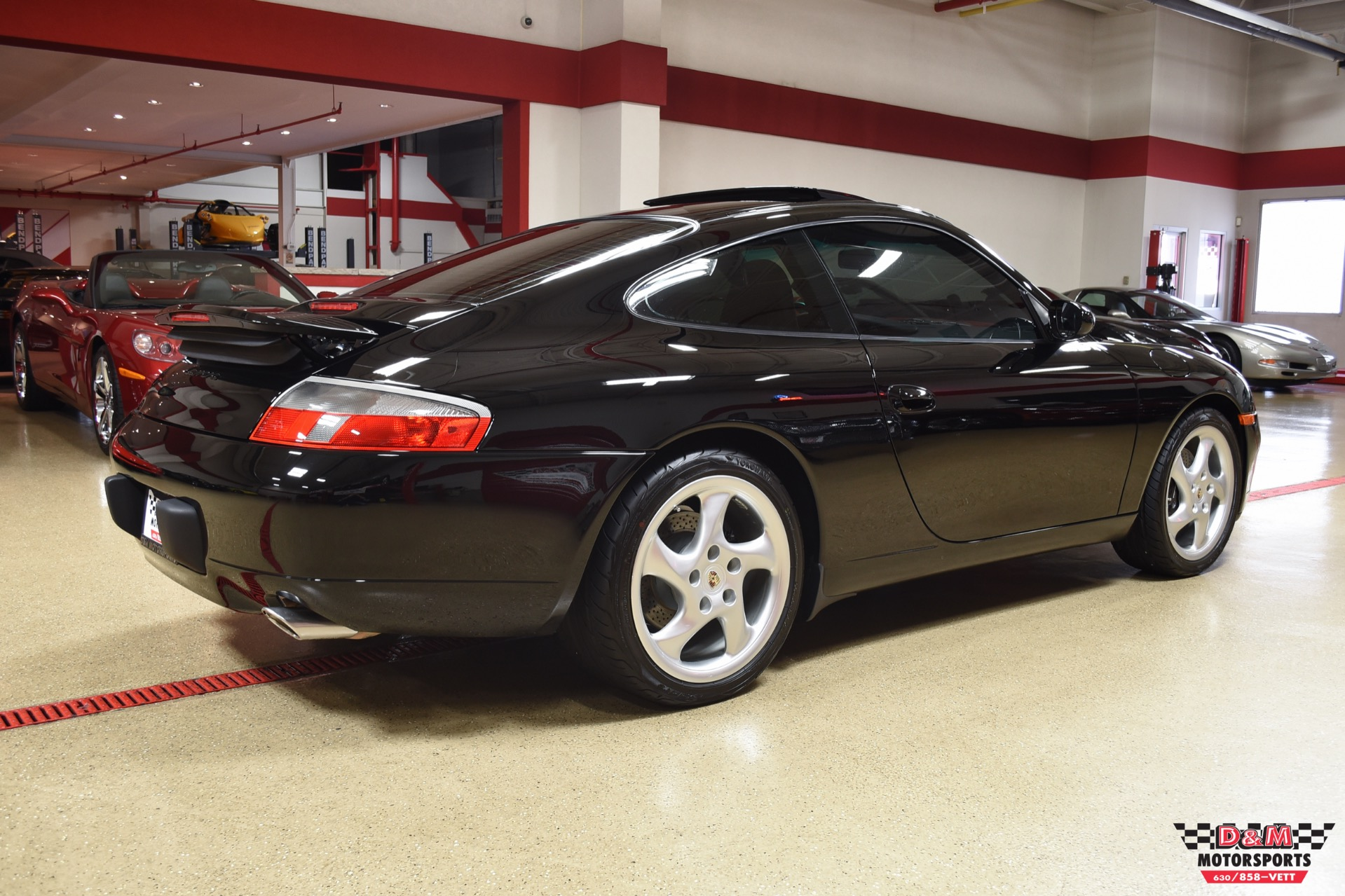 Used 1999 Porsche 911 Carrera Coupe | Glen Ellyn, IL