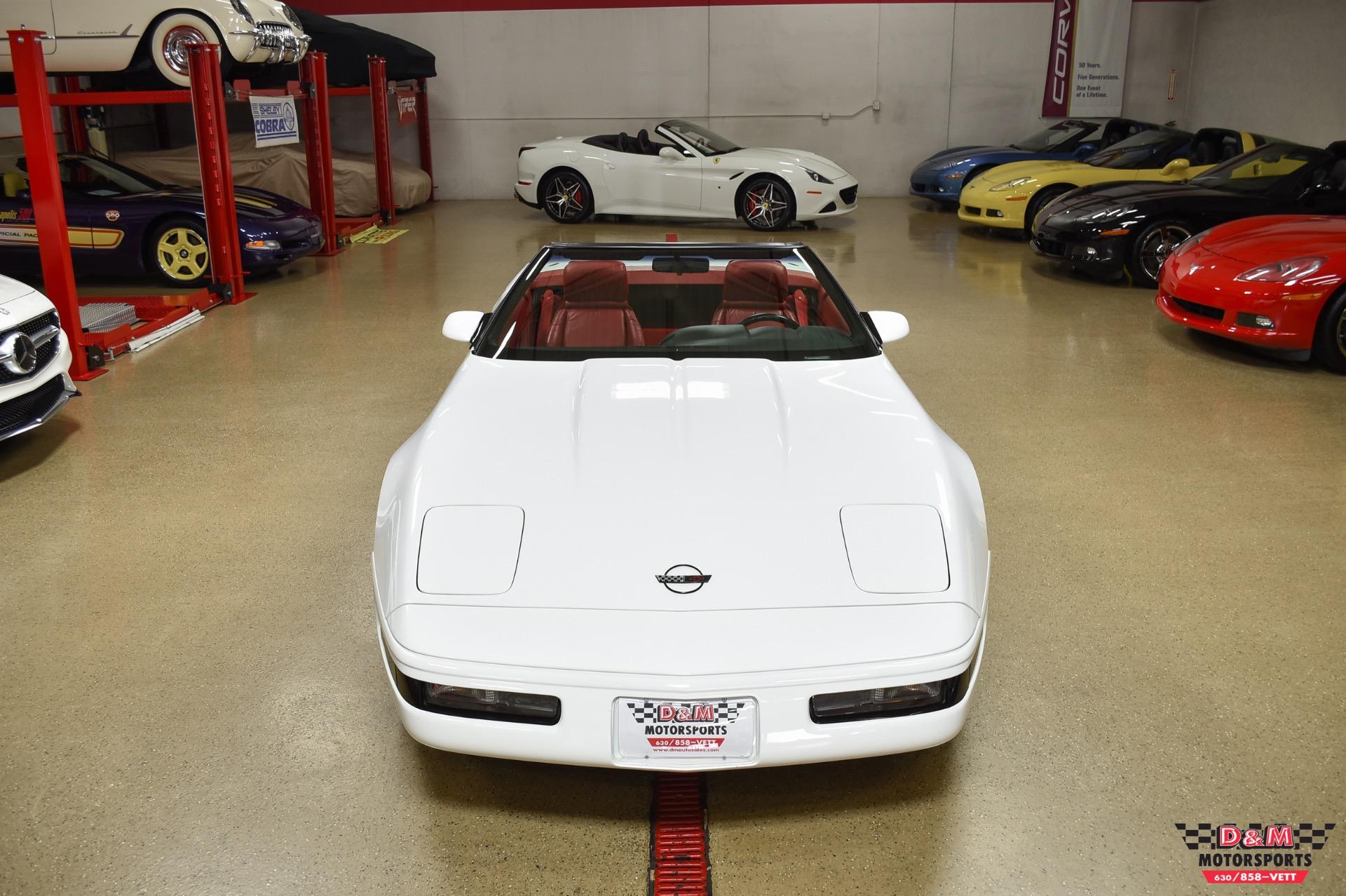 Used 1991 Chevrolet Corvette Convertible | Glen Ellyn, IL