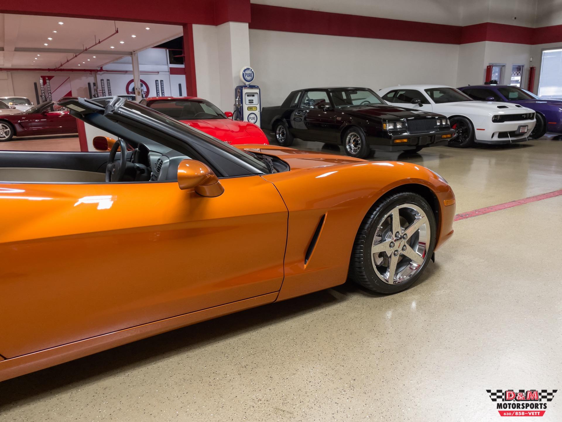 Used 2007 Chevrolet Corvette Coupe   Glen Ellyn, IL