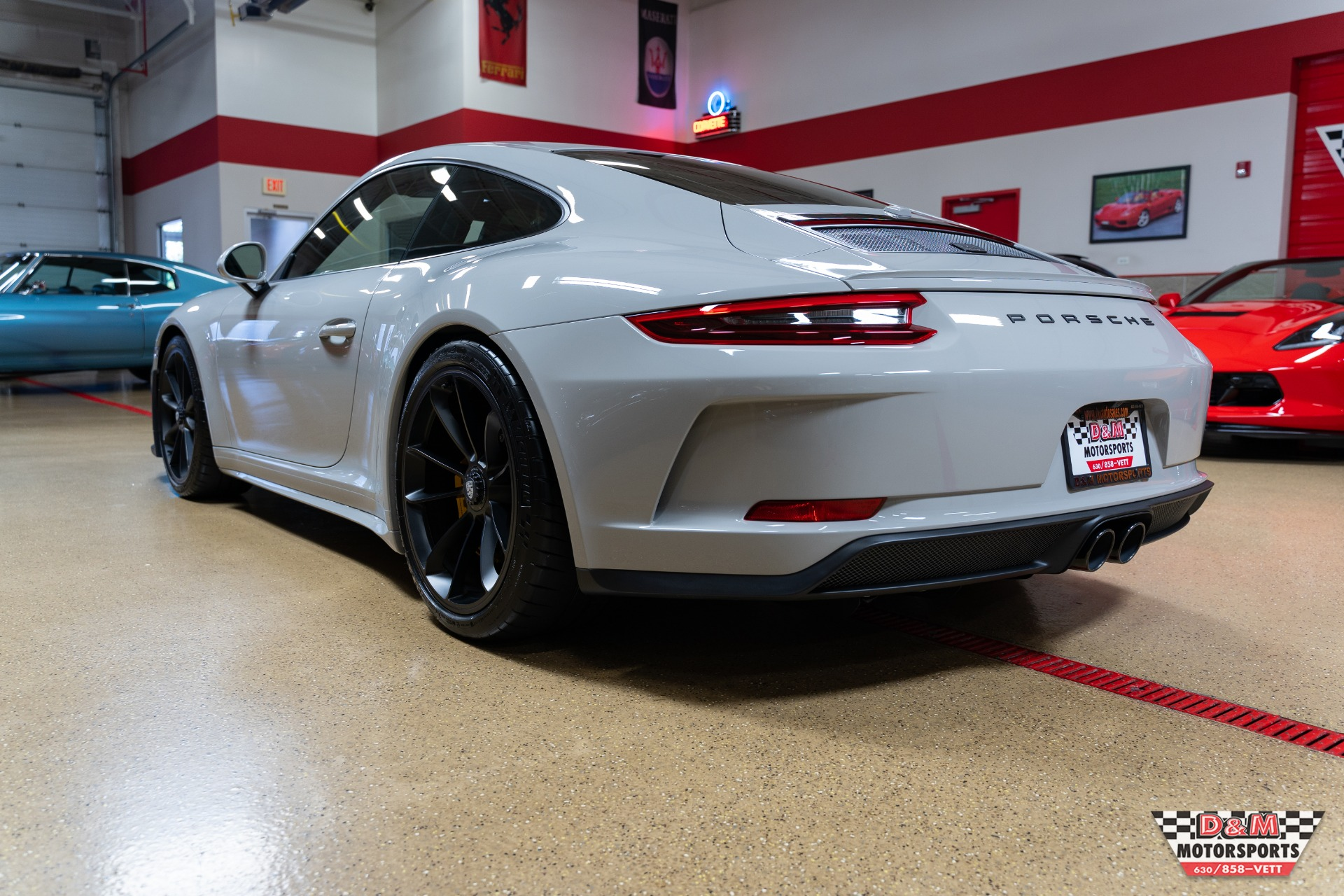 Used 2019 Porsche 911 GT3 Touring | Glen Ellyn, IL