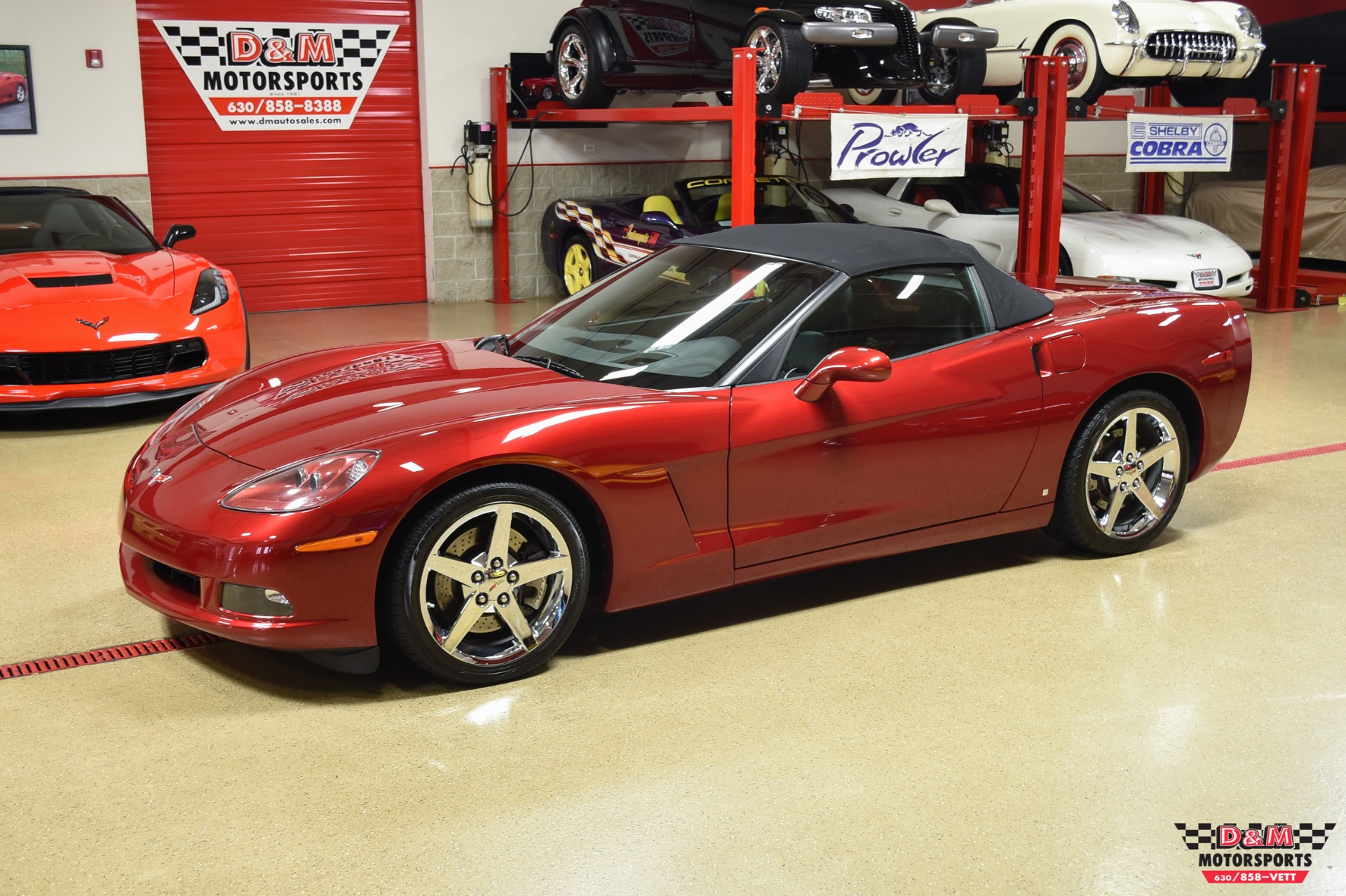 Used 2008 Chevrolet Corvette Convertible | Glen Ellyn, IL