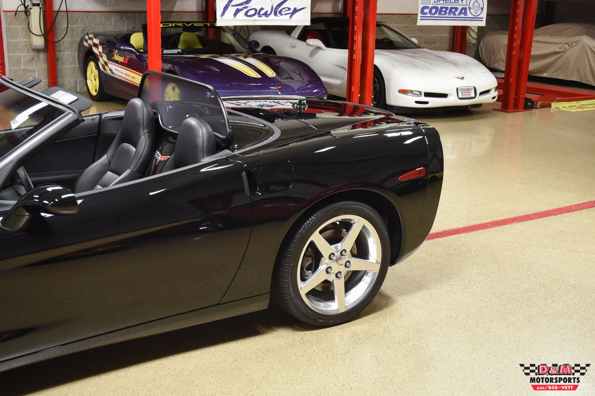 Used 2005 Chevrolet Corvette Convertible | Glen Ellyn, IL