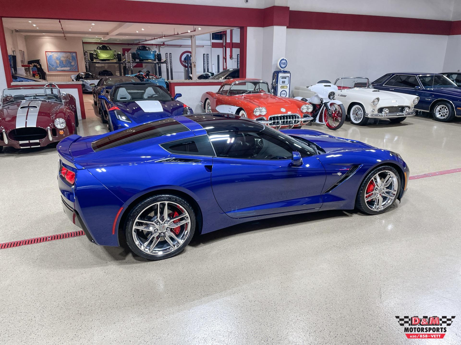 Used 2017 Chevrolet Corvette Stingray Coupe | Glen Ellyn, IL