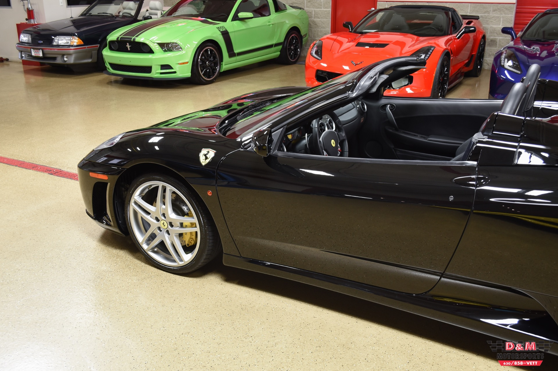 Used 2006 Ferrari F430 Spider | Glen Ellyn, IL