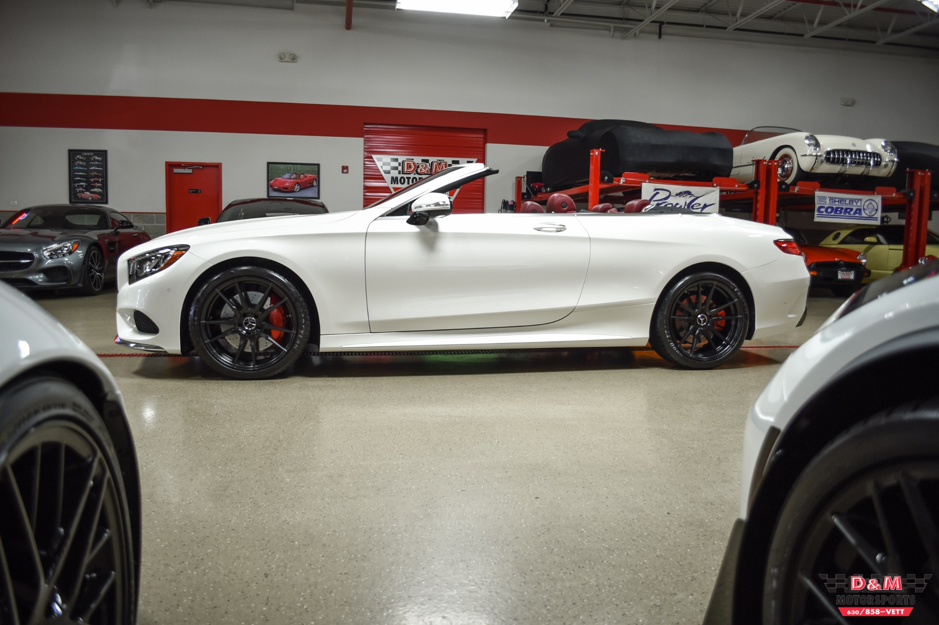 Used 2017 Mercedes-Benz S550 Cabriolet | Glen Ellyn, IL