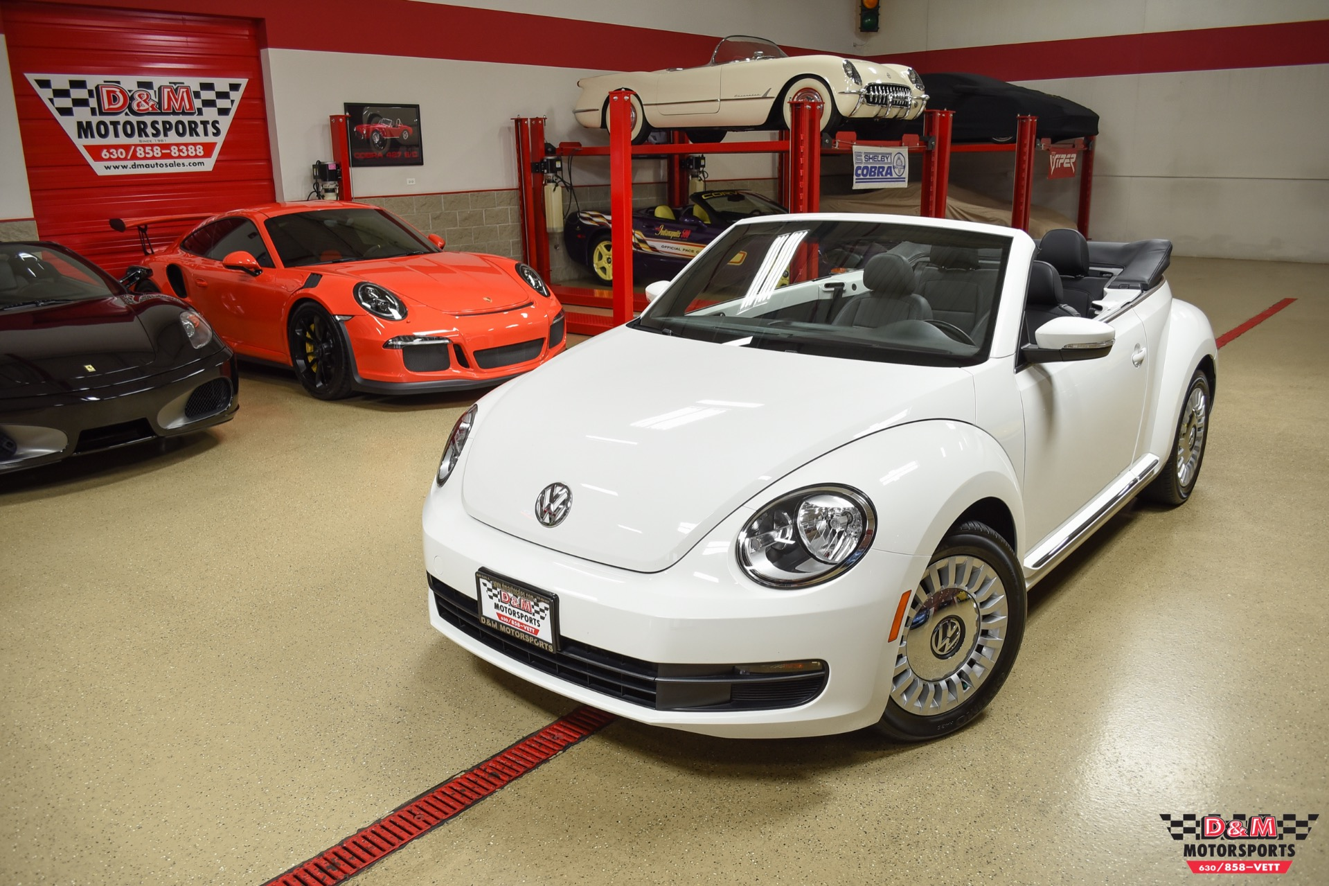 Used 2013 Volkswagen Beetle 2.5L Convertible | Glen Ellyn, IL