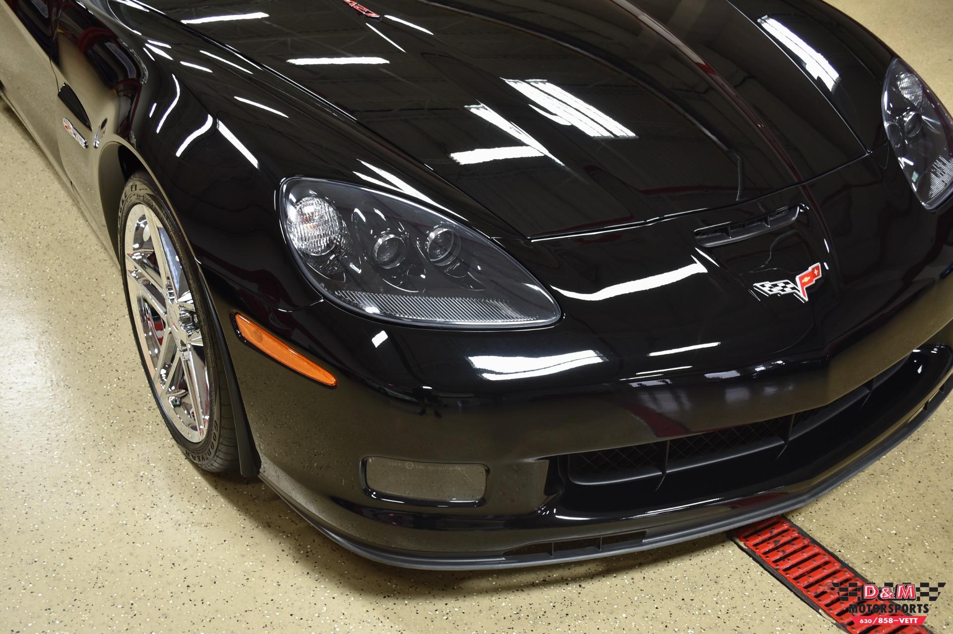 Used 2008 Chevrolet Corvette Z06 | Glen Ellyn, IL