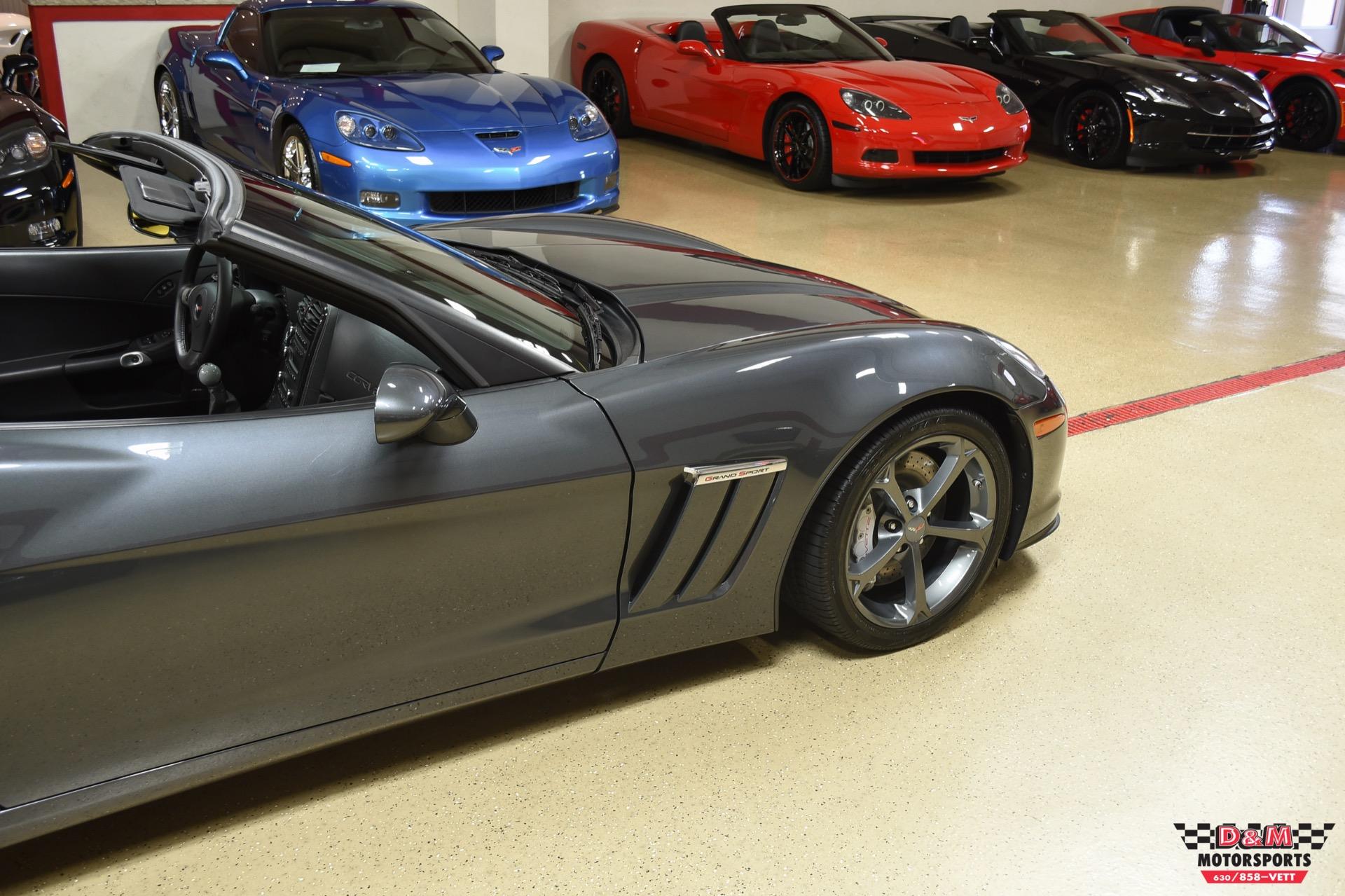 Used 2011 Chevrolet Corvette Grand Sport Convertible | Glen Ellyn, IL