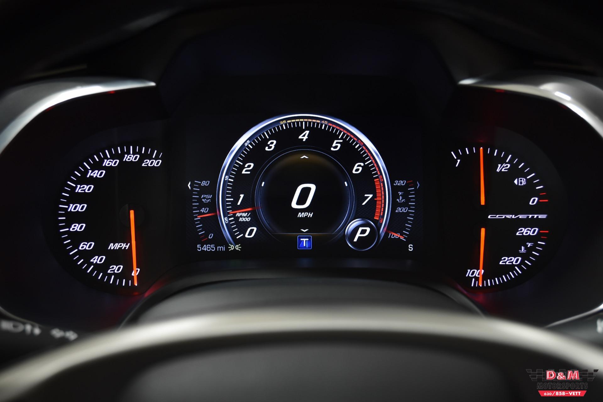 Used 2015 Chevrolet Corvette Stingray Convertible | Glen Ellyn, IL