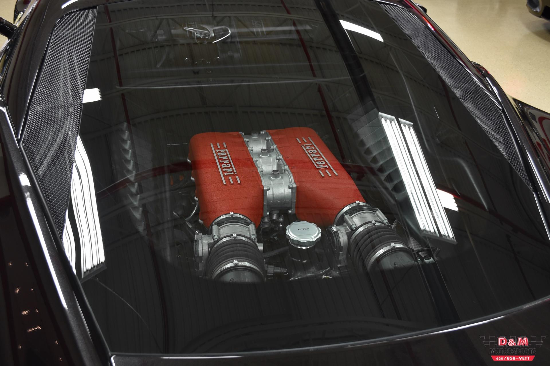 Used 2011 Ferrari 458 Italia | Glen Ellyn, IL