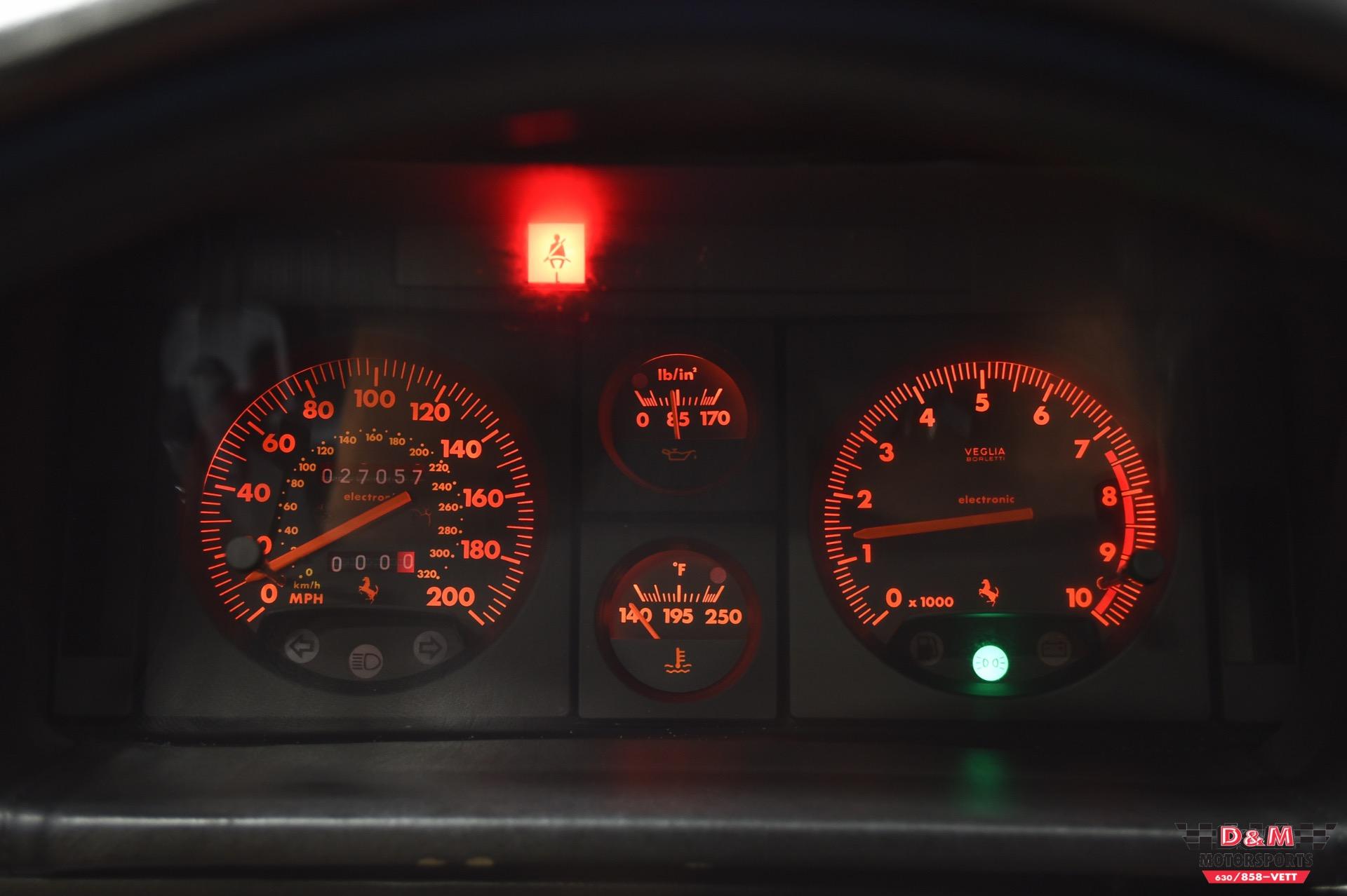Used 1992 Ferrari 512TR  | Glen Ellyn, IL