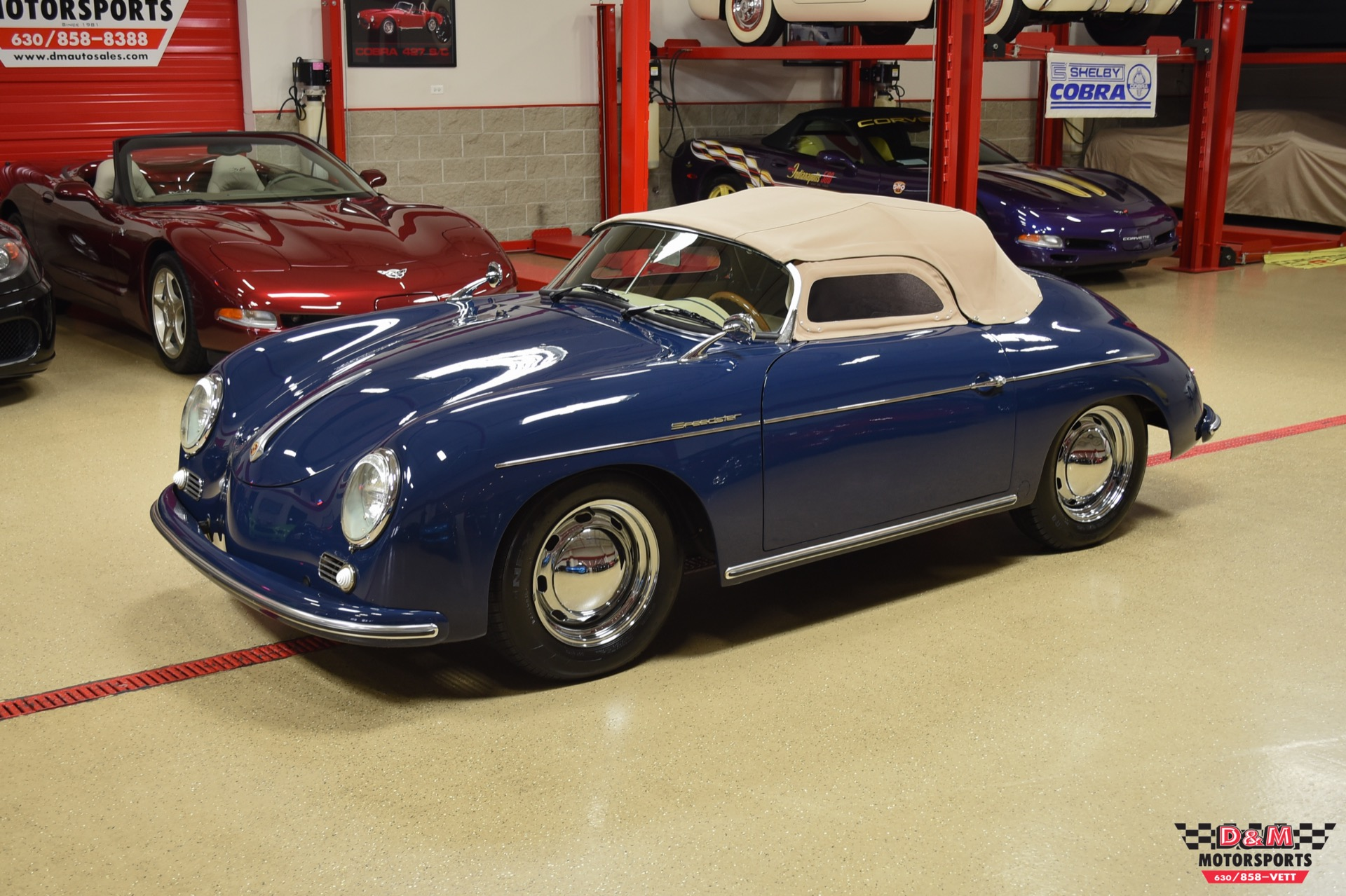Used 1957 Vintage Speedster  | Glen Ellyn, IL