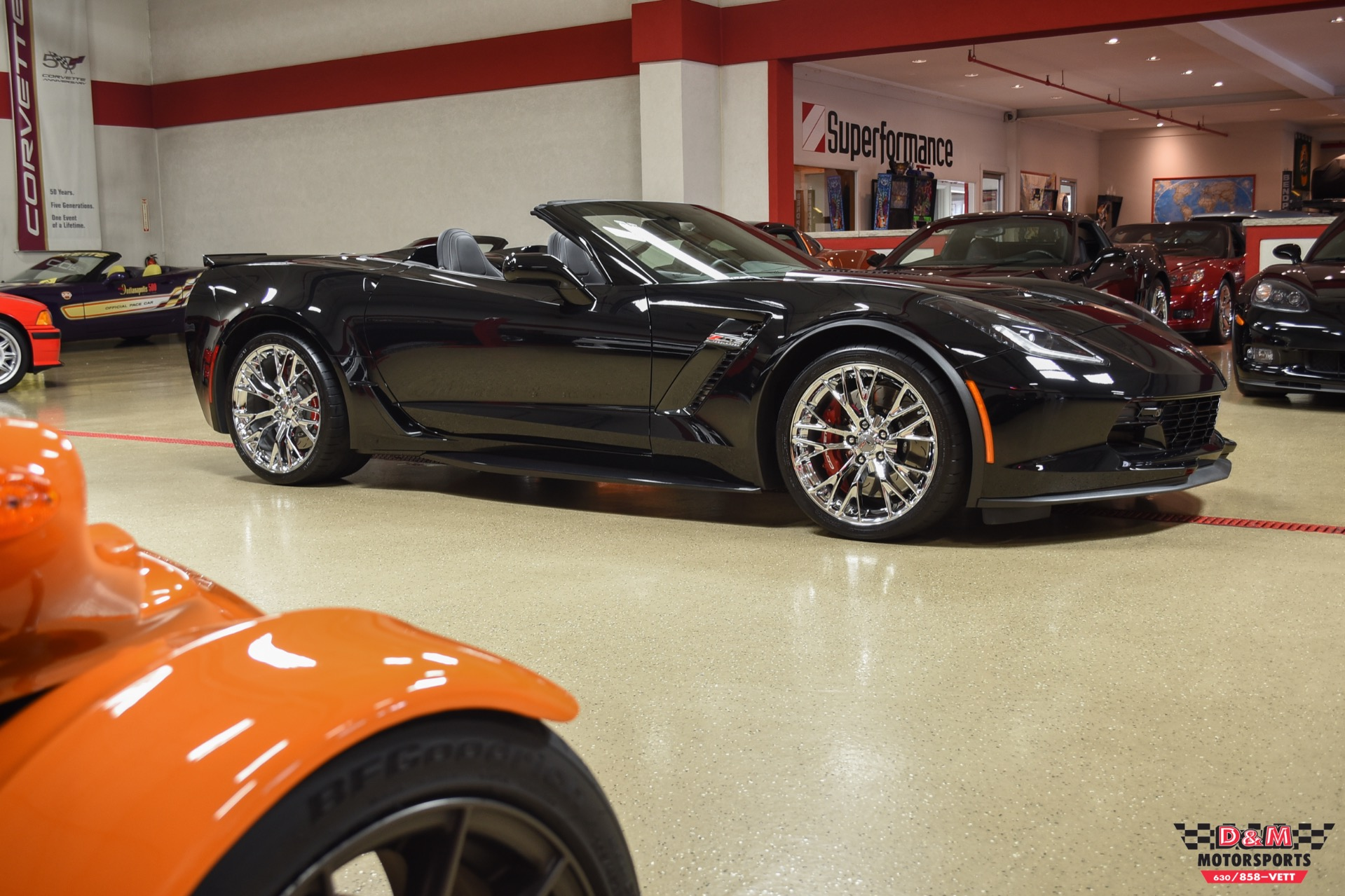 Used 2019 Chevrolet Corvette Z06 Convertible | Glen Ellyn, IL