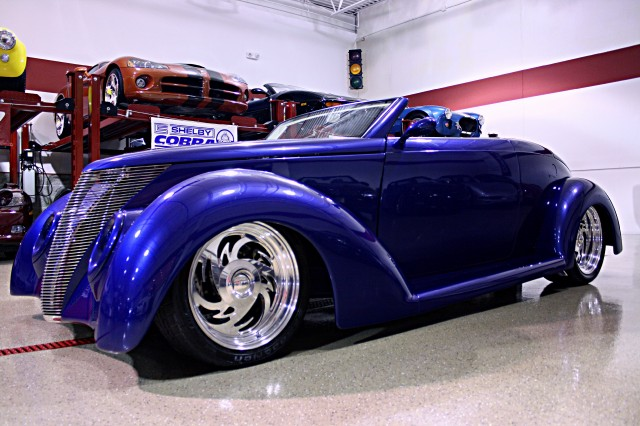 1937 Ford Street Rod Stock M4250 For Sale Near Glen
