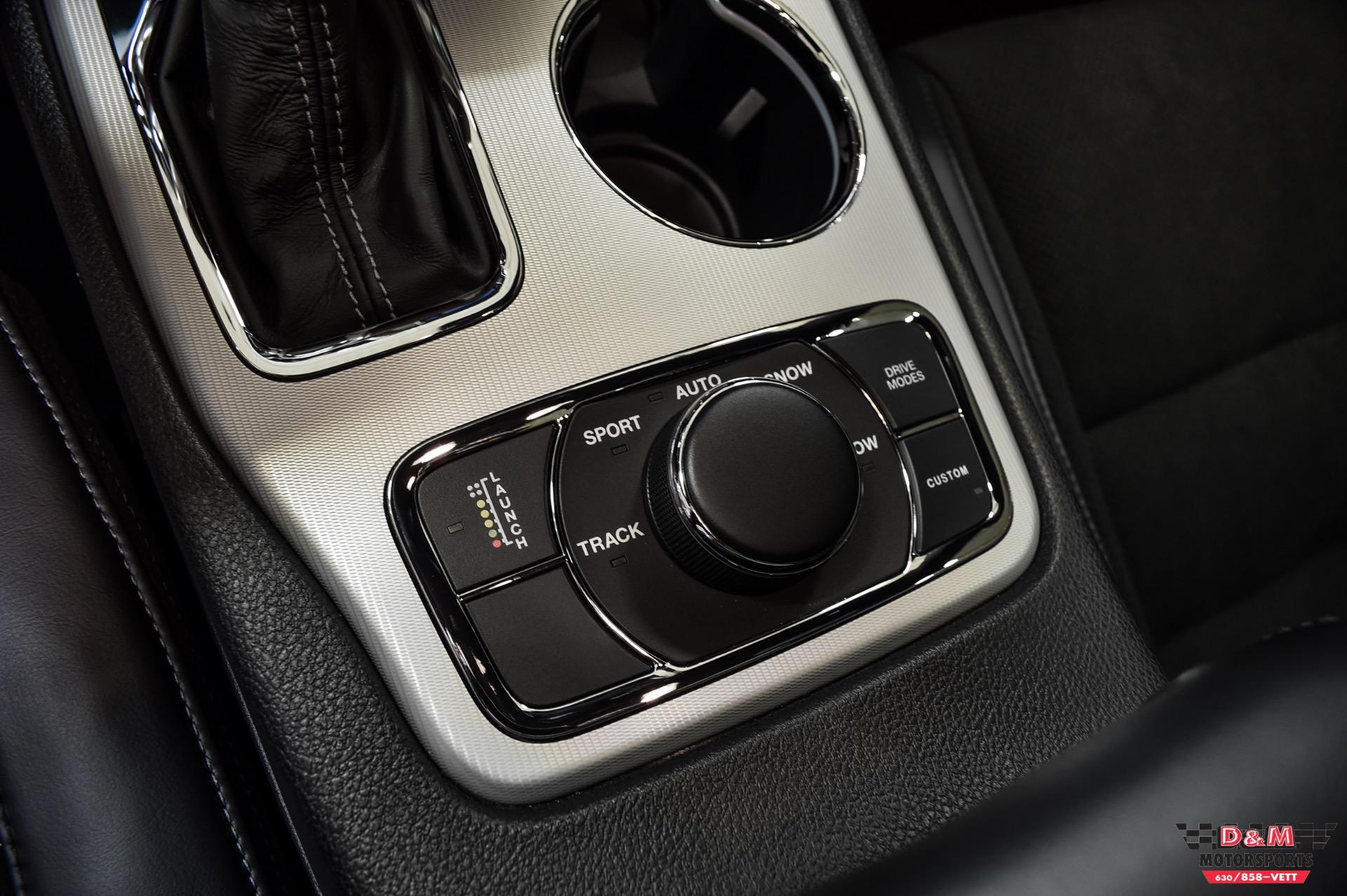 Used 2018 Jeep Grand Cherokee SRT   Glen Ellyn, IL