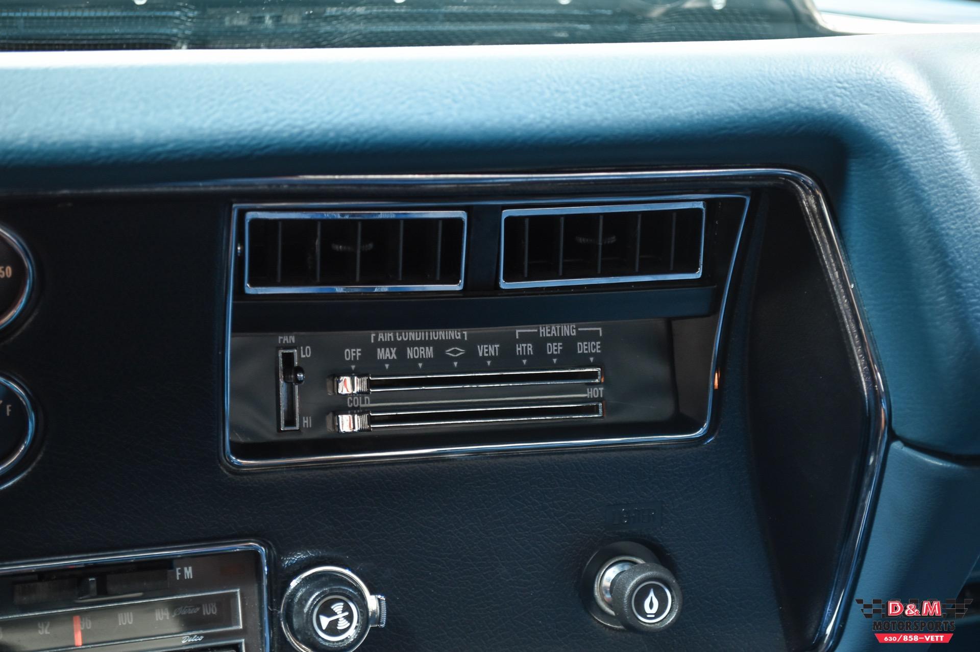Used 1971 Chevrolet Chevelle SS | Glen Ellyn, IL