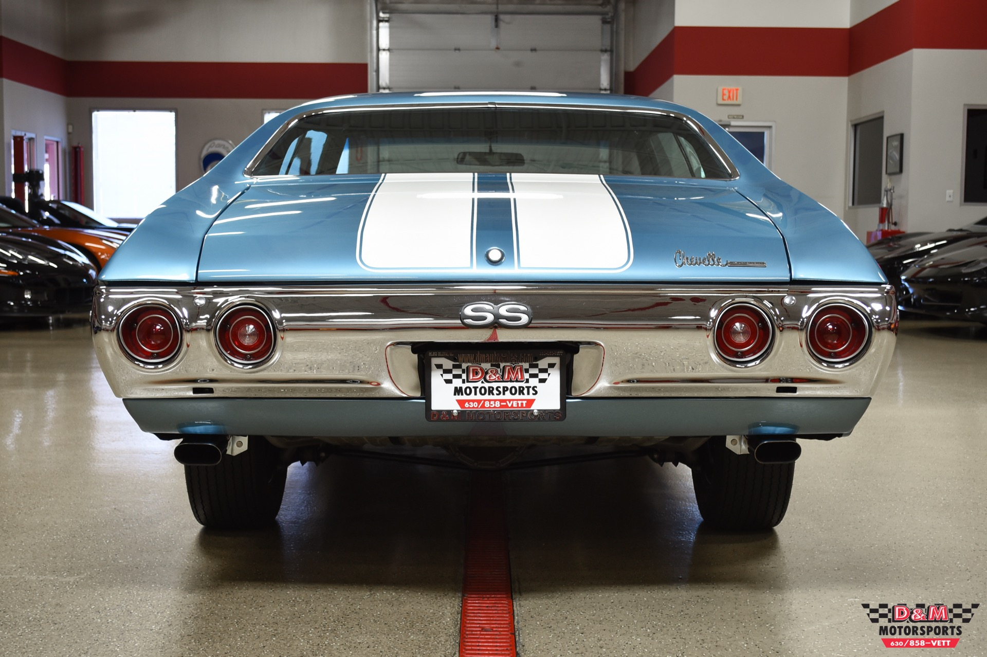 Used 1971 Chevrolet Chevelle SS | Glen Ellyn, IL