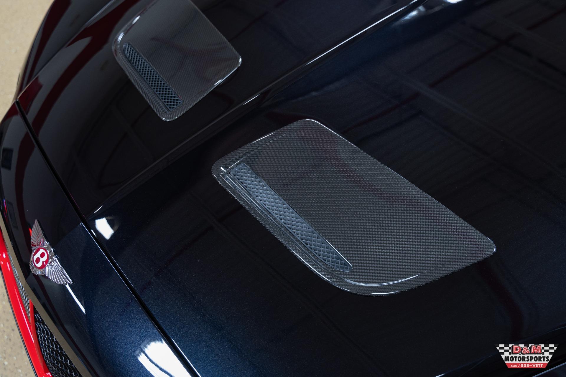 Used 2016 Bentley Continental GT V8 S Monster By Mulliner | Glen Ellyn, IL