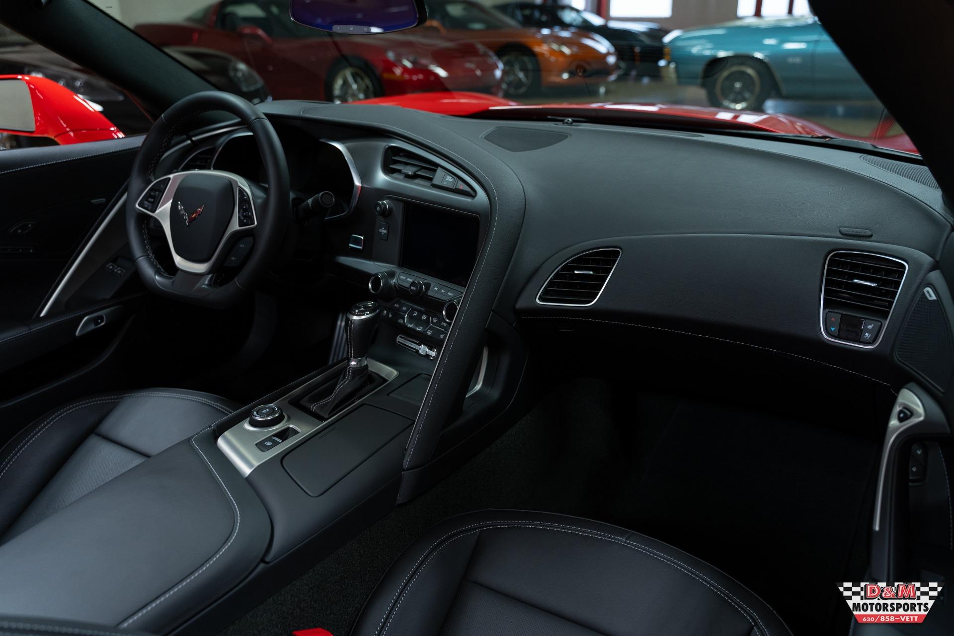 Used 2018 Chevrolet Corvette Grand Sport Convertible | Glen Ellyn, IL