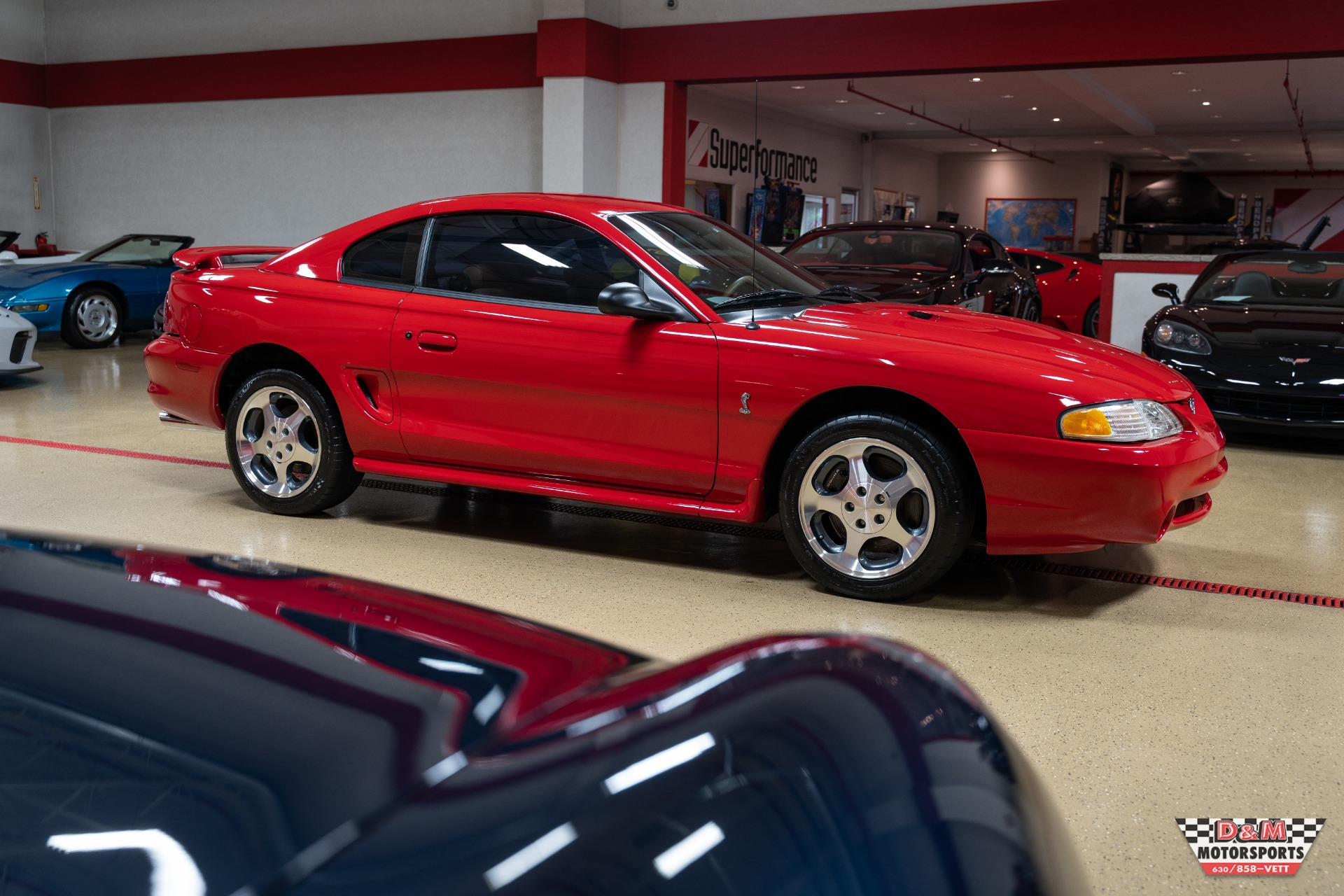 Used 1997 Ford Mustang SVT Cobra Coupe | Glen Ellyn, IL