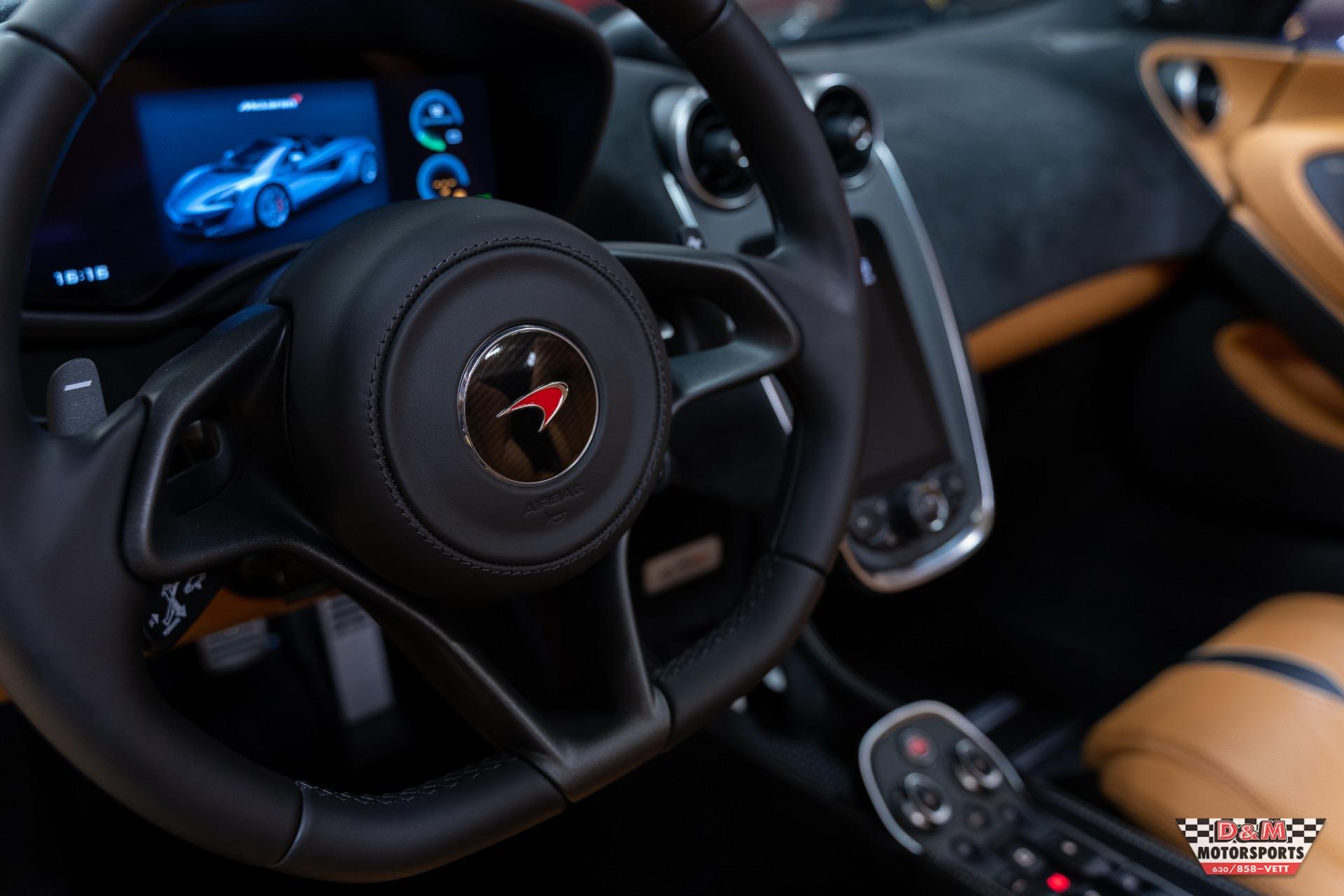 Used 2018 McLaren 570S Spider Launch Edition | Glen Ellyn, IL