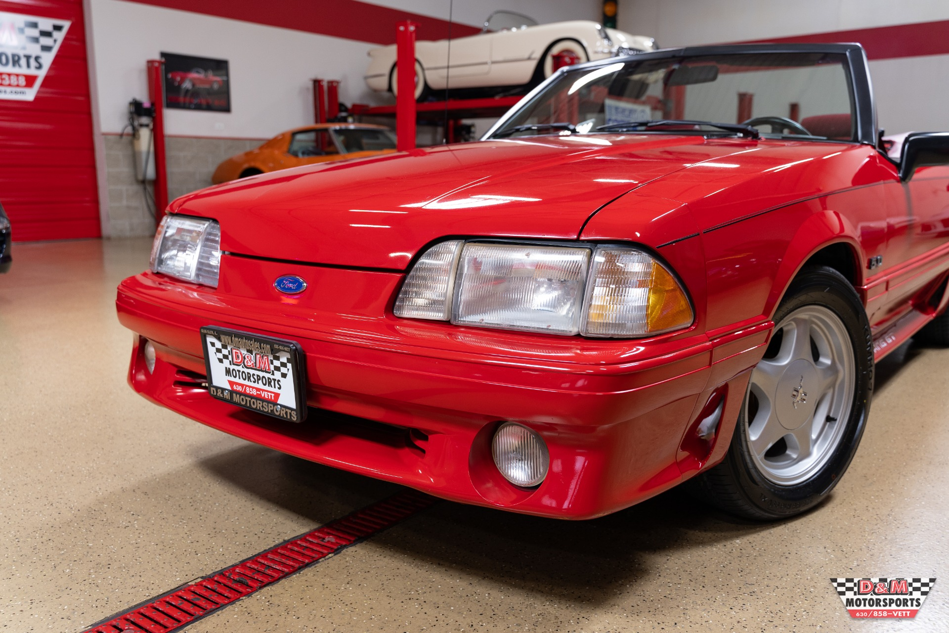 Used 1991 Ford Mustang GT Convertible | Glen Ellyn, IL