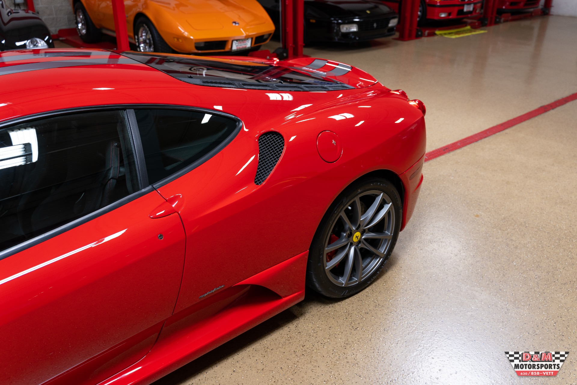 Used 2009 Ferrari 430 Scuderia  | Glen Ellyn, IL