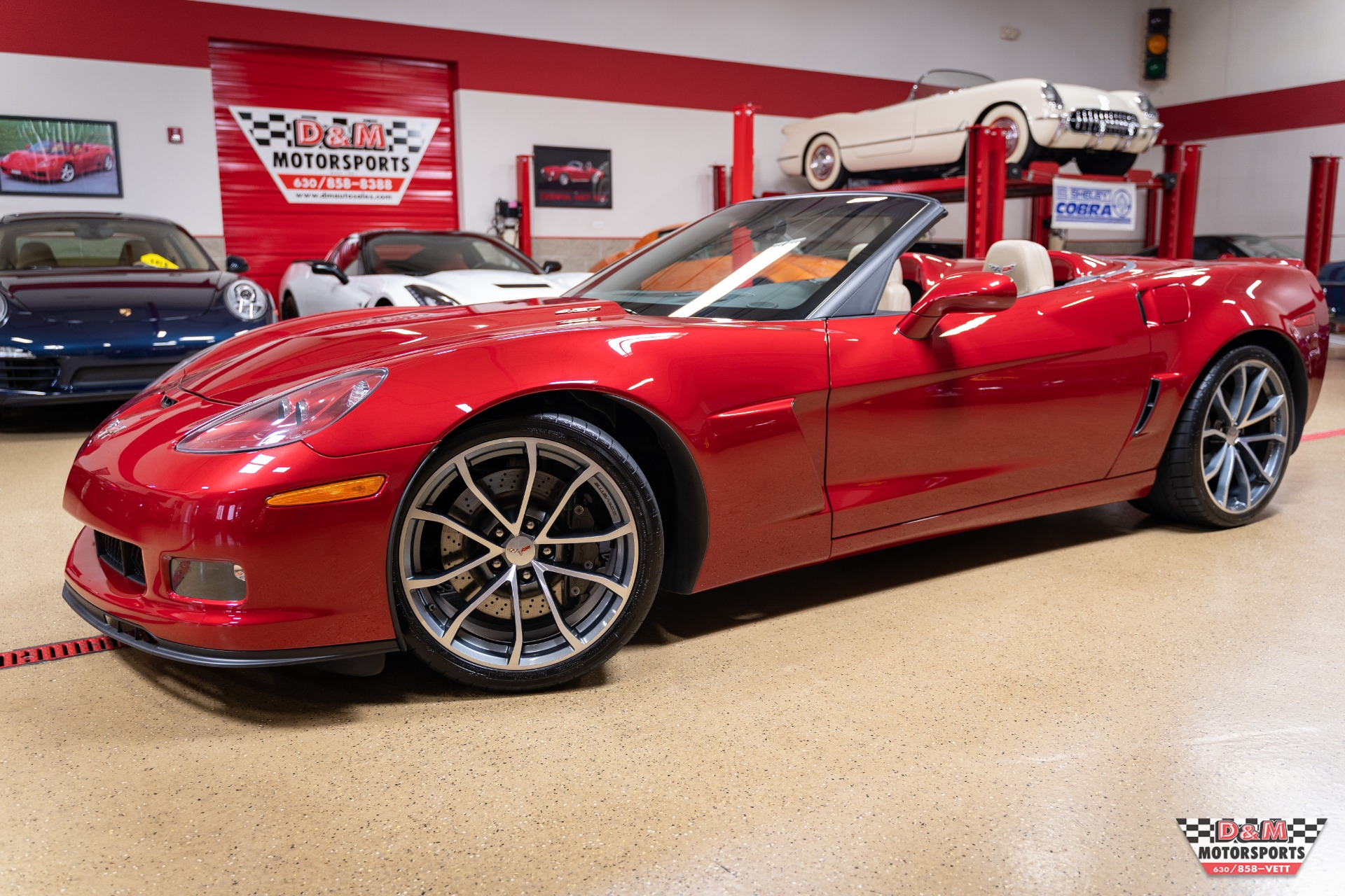 Used 2013 Chevrolet Corvette 427 Convertible | Glen Ellyn, IL