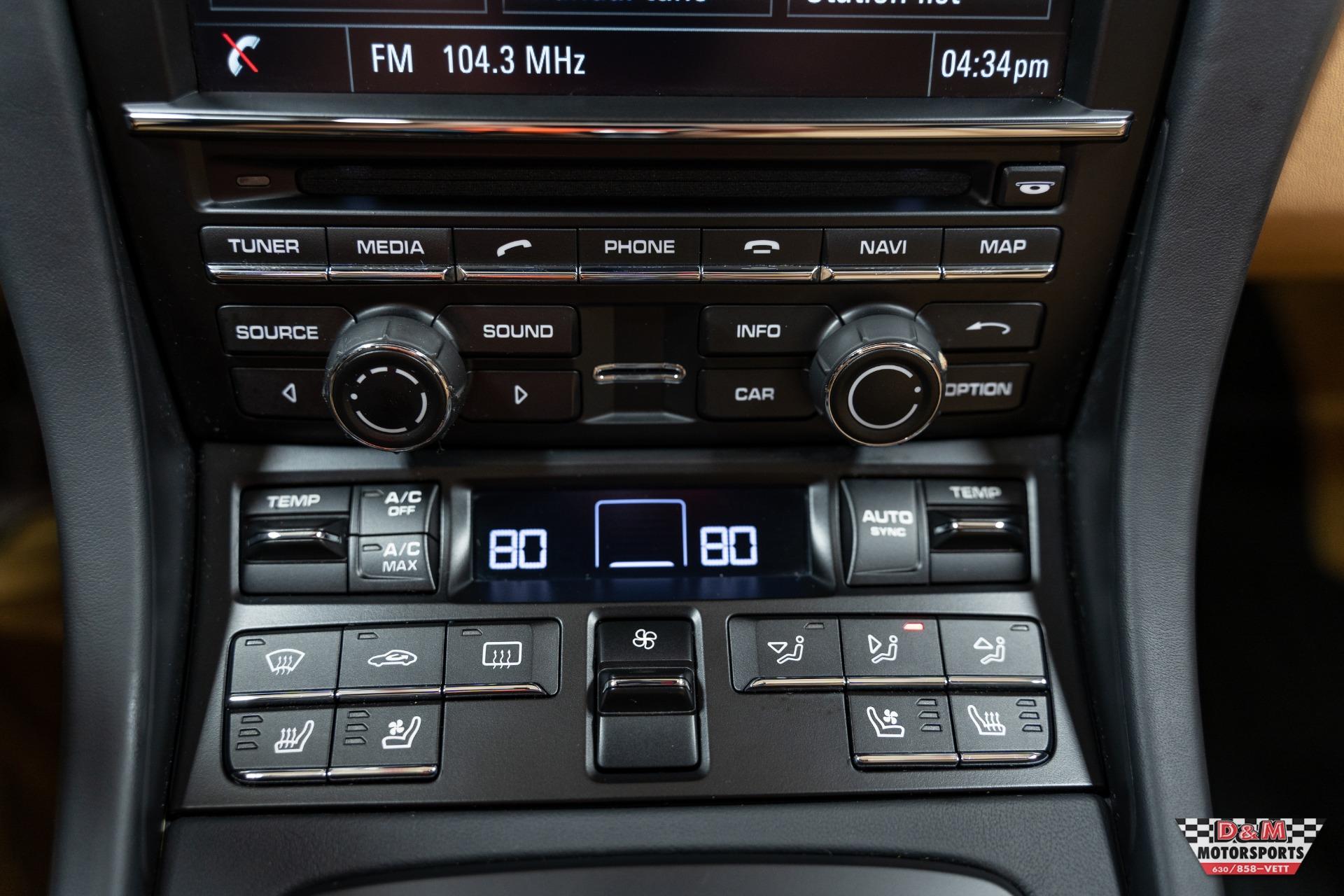 Used 2015 Porsche 911 Turbo S Coupe | Glen Ellyn, IL