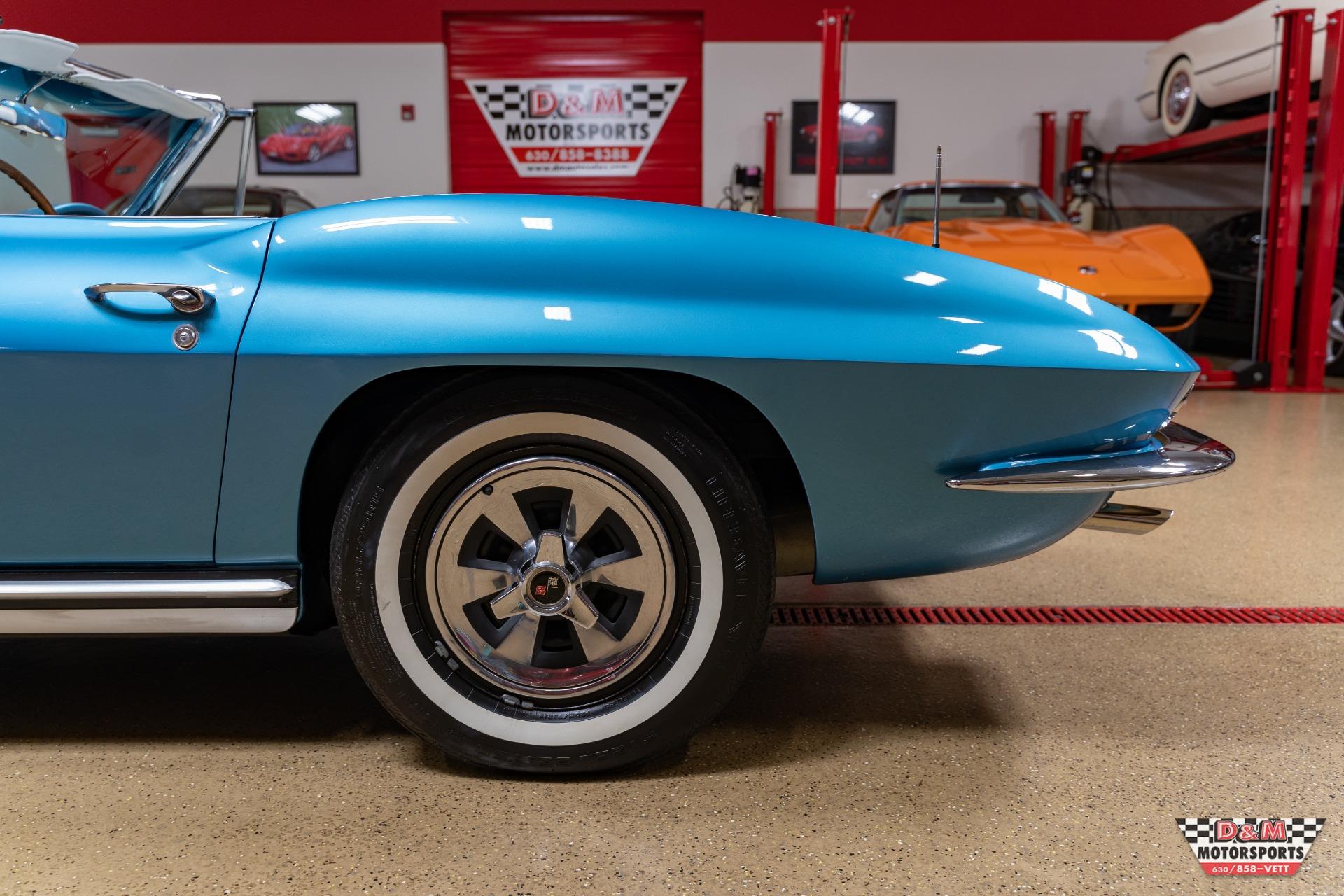 Used 1965 Chevrolet Corvette Convertible   Glen Ellyn, IL