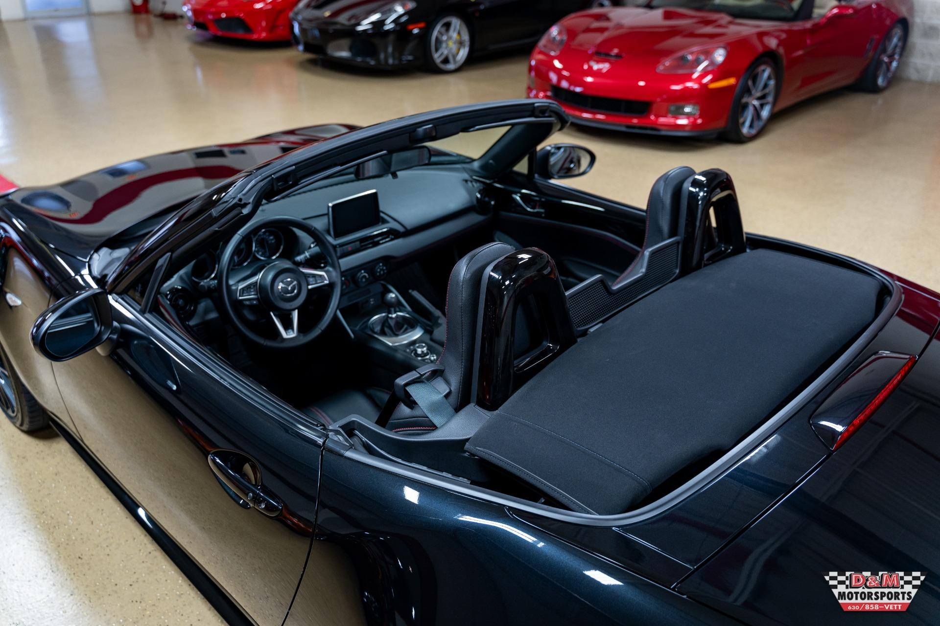 Used 2017 Mazda MX-5 Miata Club   Glen Ellyn, IL