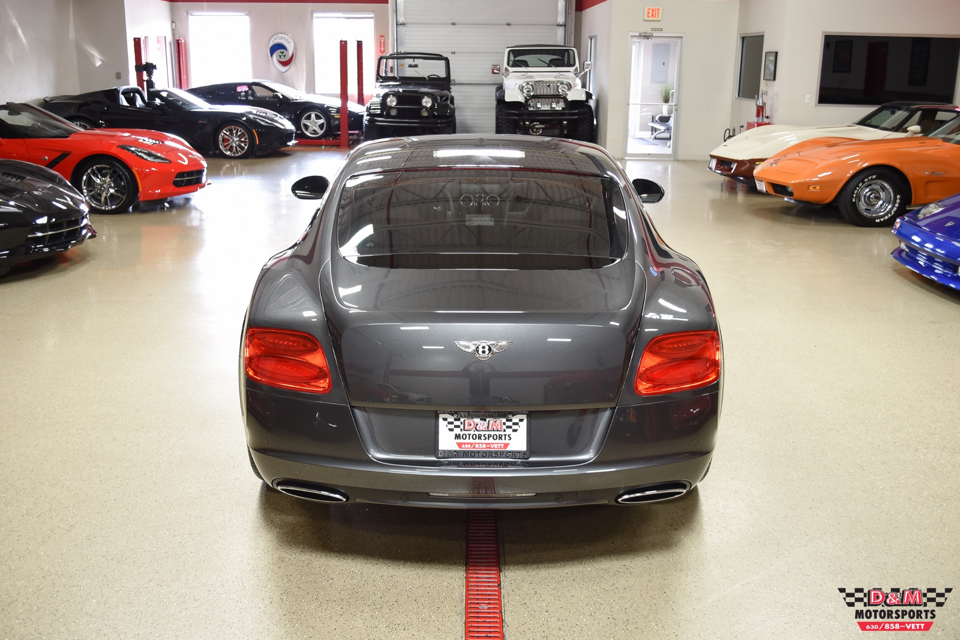 Used 2012 Bentley Continental GT Coupe | Glen Ellyn, IL