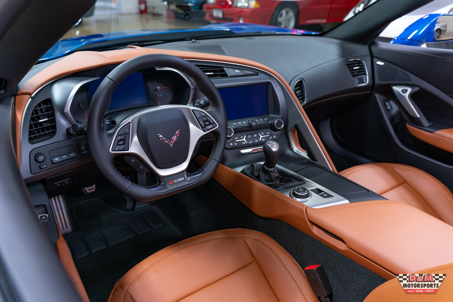 Used 2015 Chevrolet Corvette Z06 Convertible | Glen Ellyn, IL