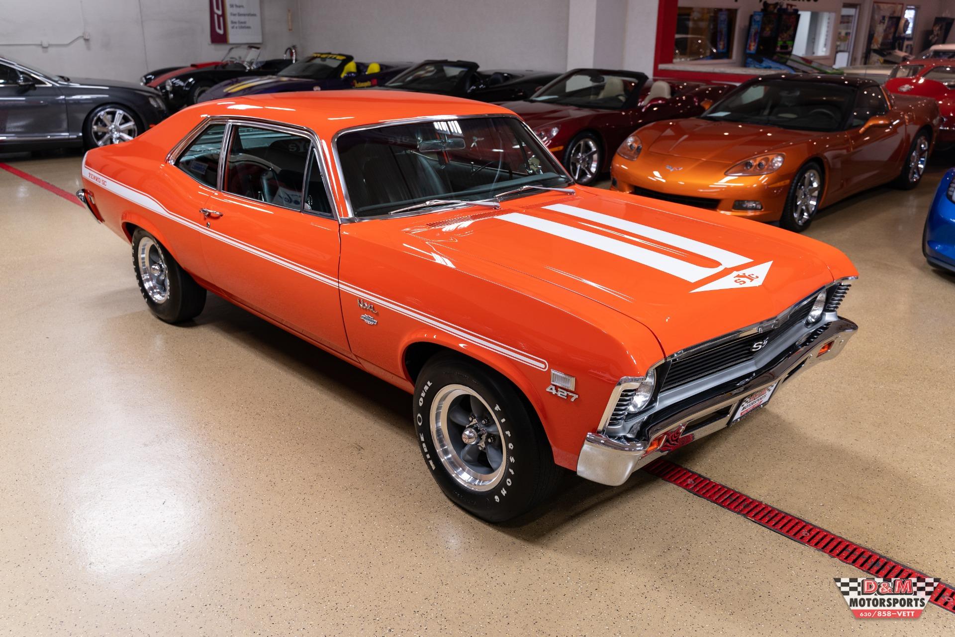 Used 1969 Chevrolet Nova Yenko Tribute | Glen Ellyn, IL
