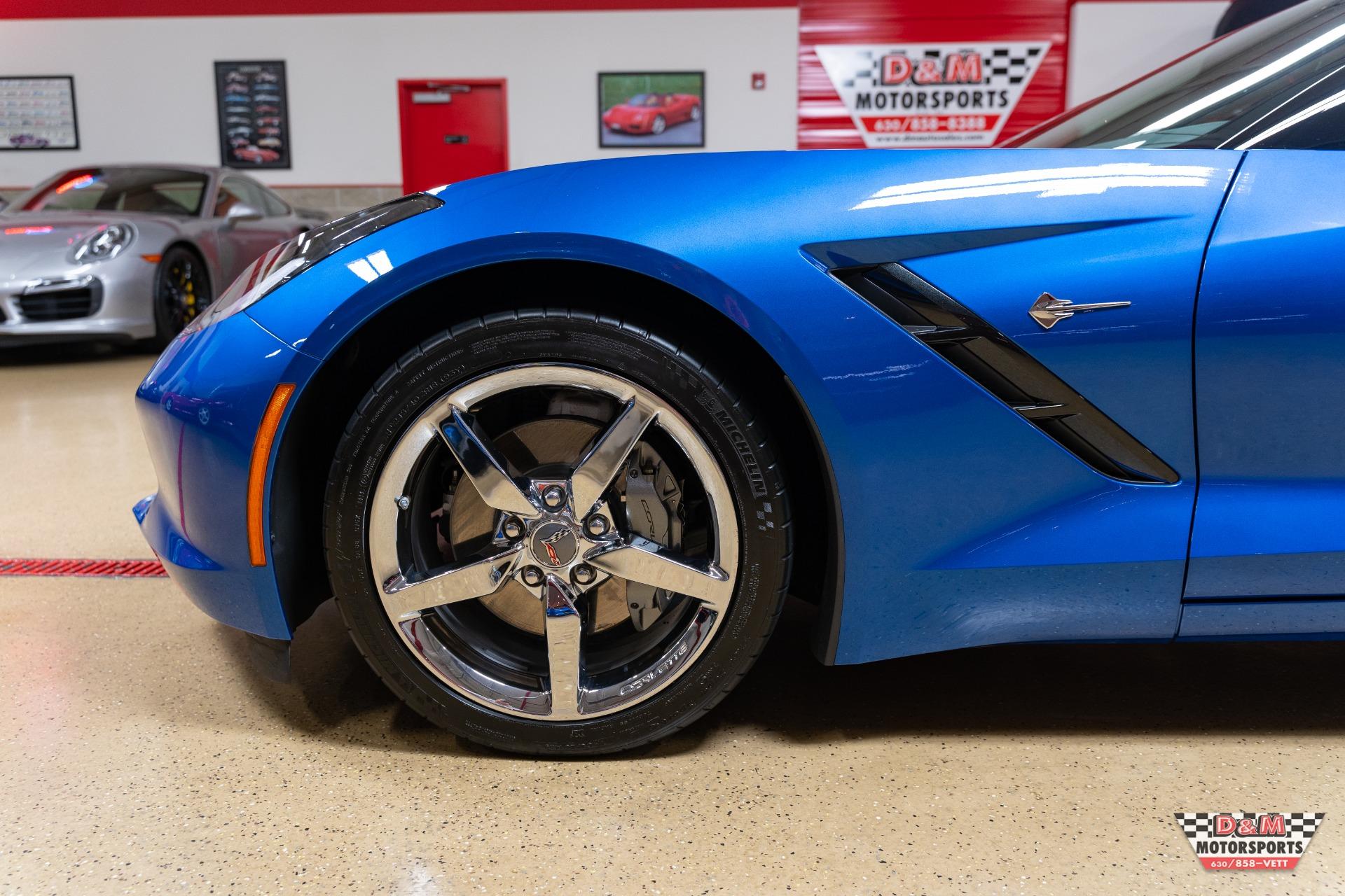 Used 2014 Chevrolet Corvette Stingray Coupe | Glen Ellyn, IL