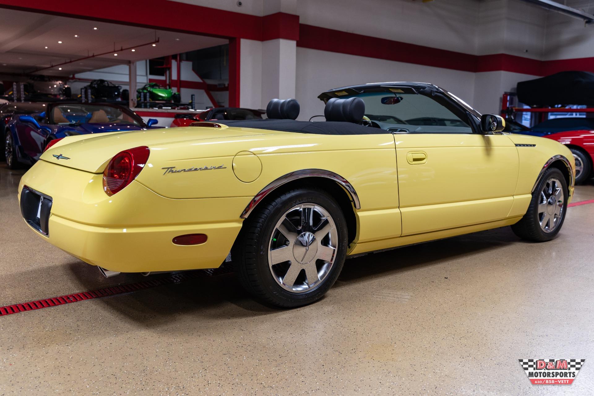 Used 2002 Ford Thunderbird Premium | Glen Ellyn, IL